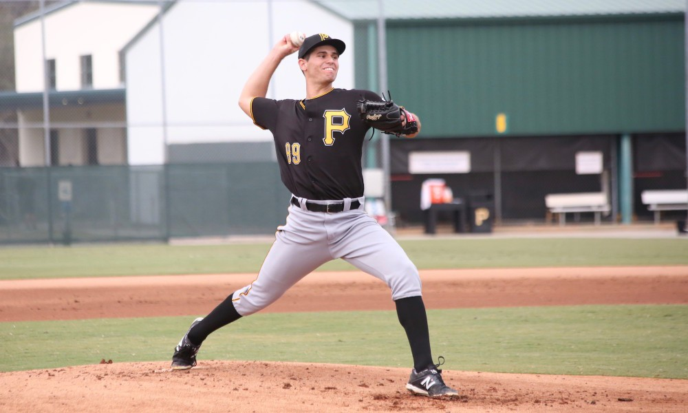 Pirates Release Nine Minor League Players