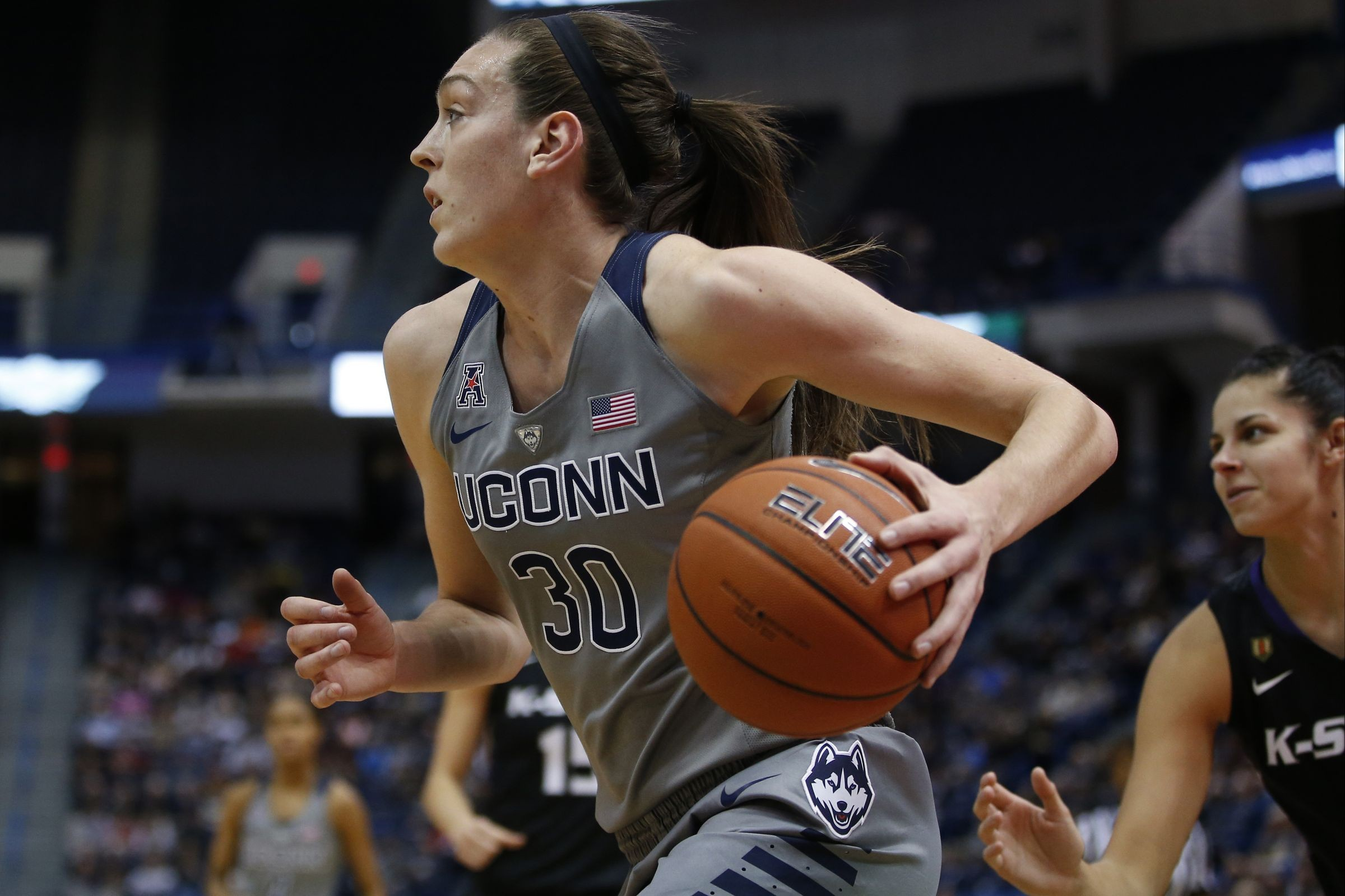 Women's Basketball Final Score: UConn Huskies Top Kansas ...