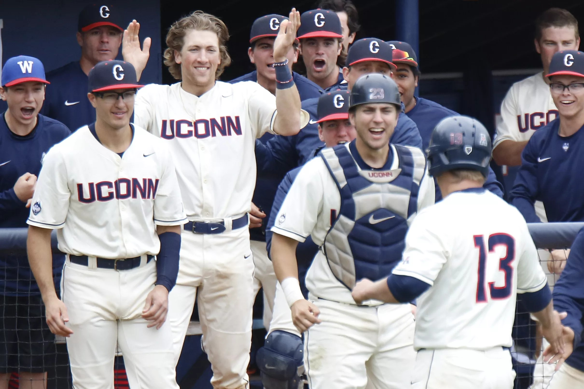 more photos 1e253 efc6a 2018 NCAA Tournament  UConn Baseball No. 2 Seed in Conway Regional