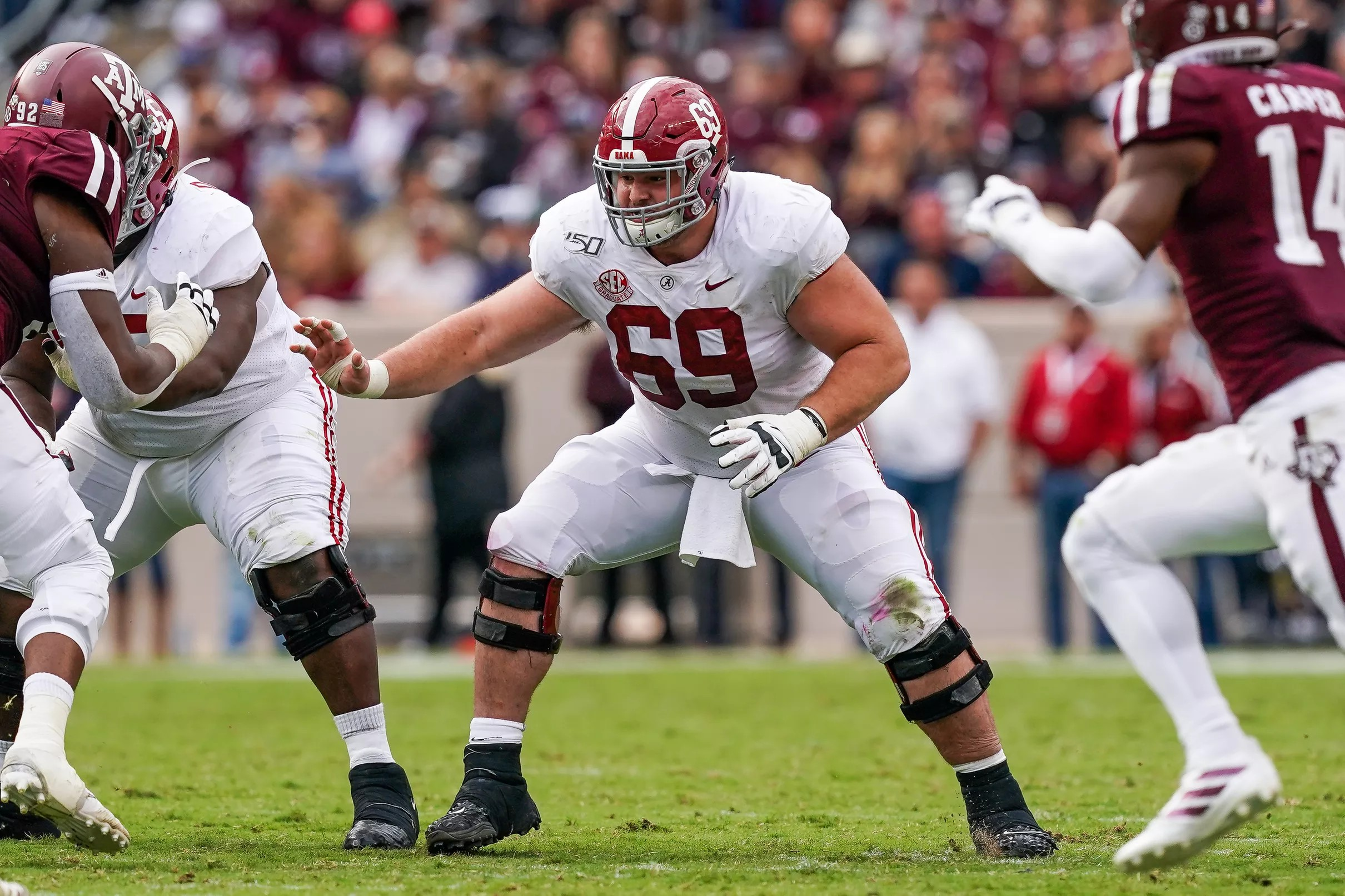 Printables 2020 Alabama Football Depth Chart And Roster