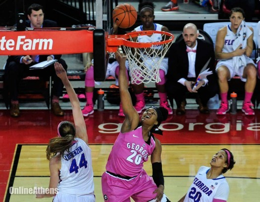 Lady Bulldogs net win against Florida