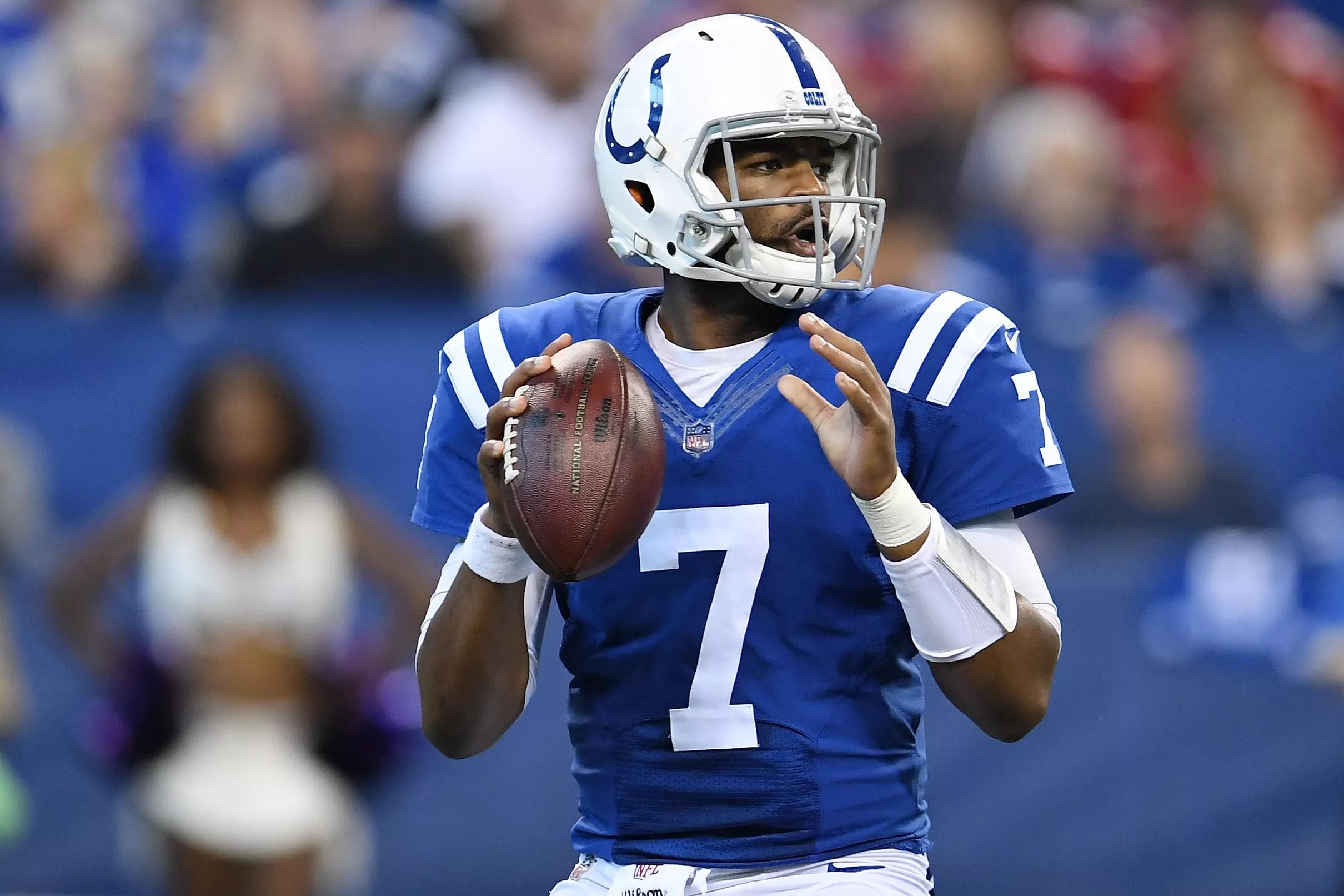 Colts at Titans - Monday Night Football Live Blog