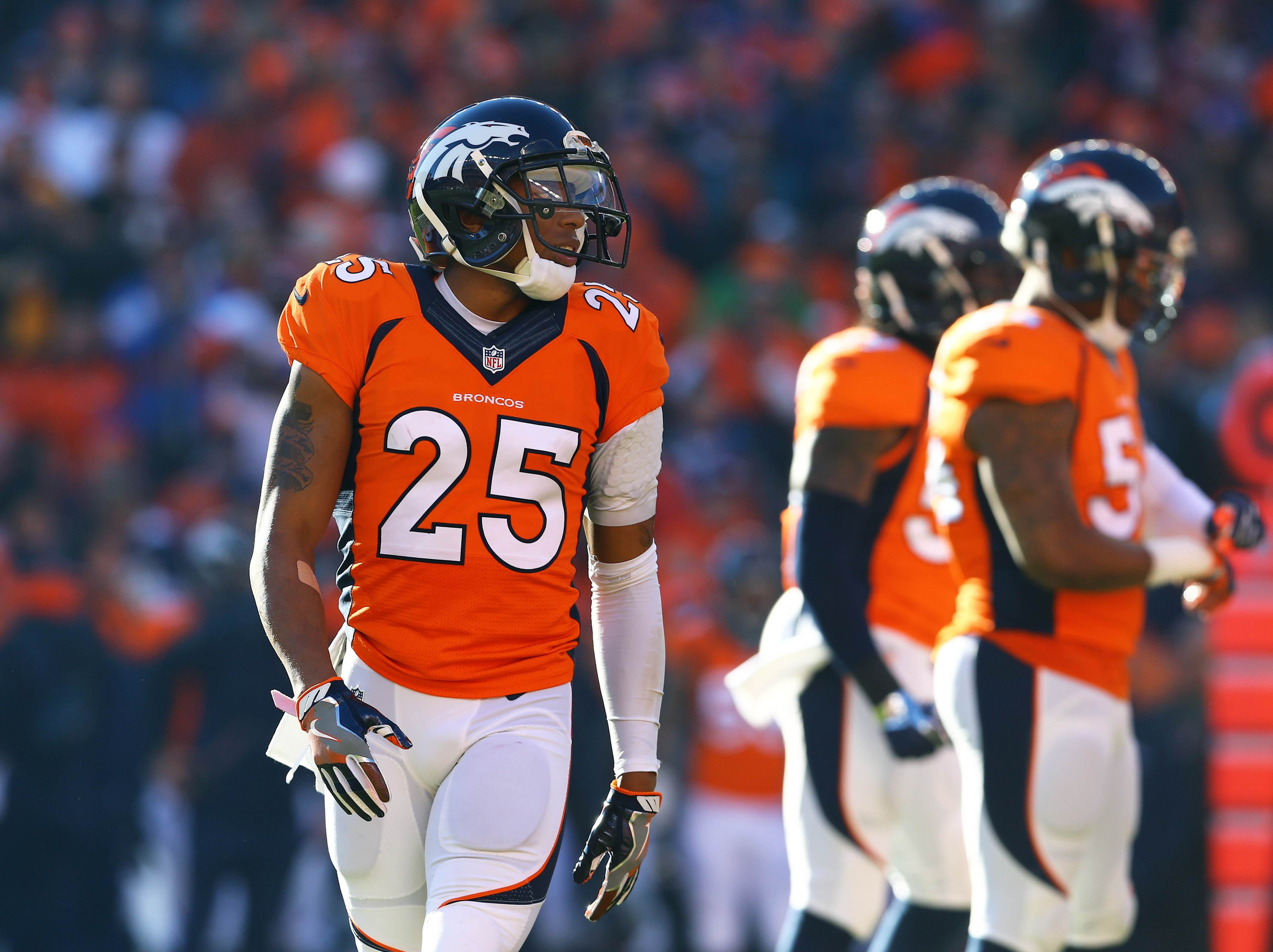 Broncos Cb Chris Harris Jr Ranked 63 On Nfl Top 100 Reaction