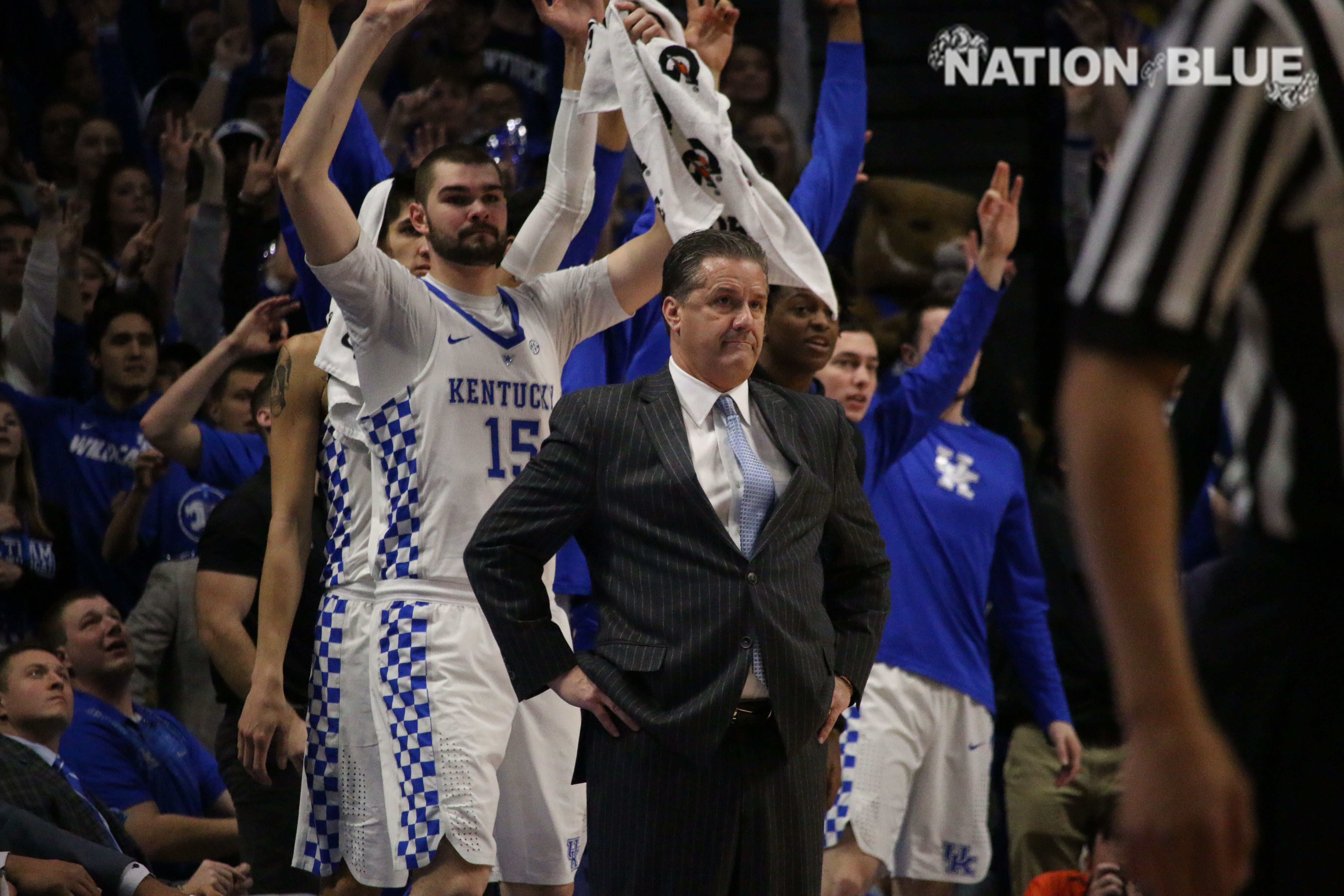 Kentucky Basketball Roster Power Rankings Offseason: Kentucky Sitting Still In ESPN College Basketball Power