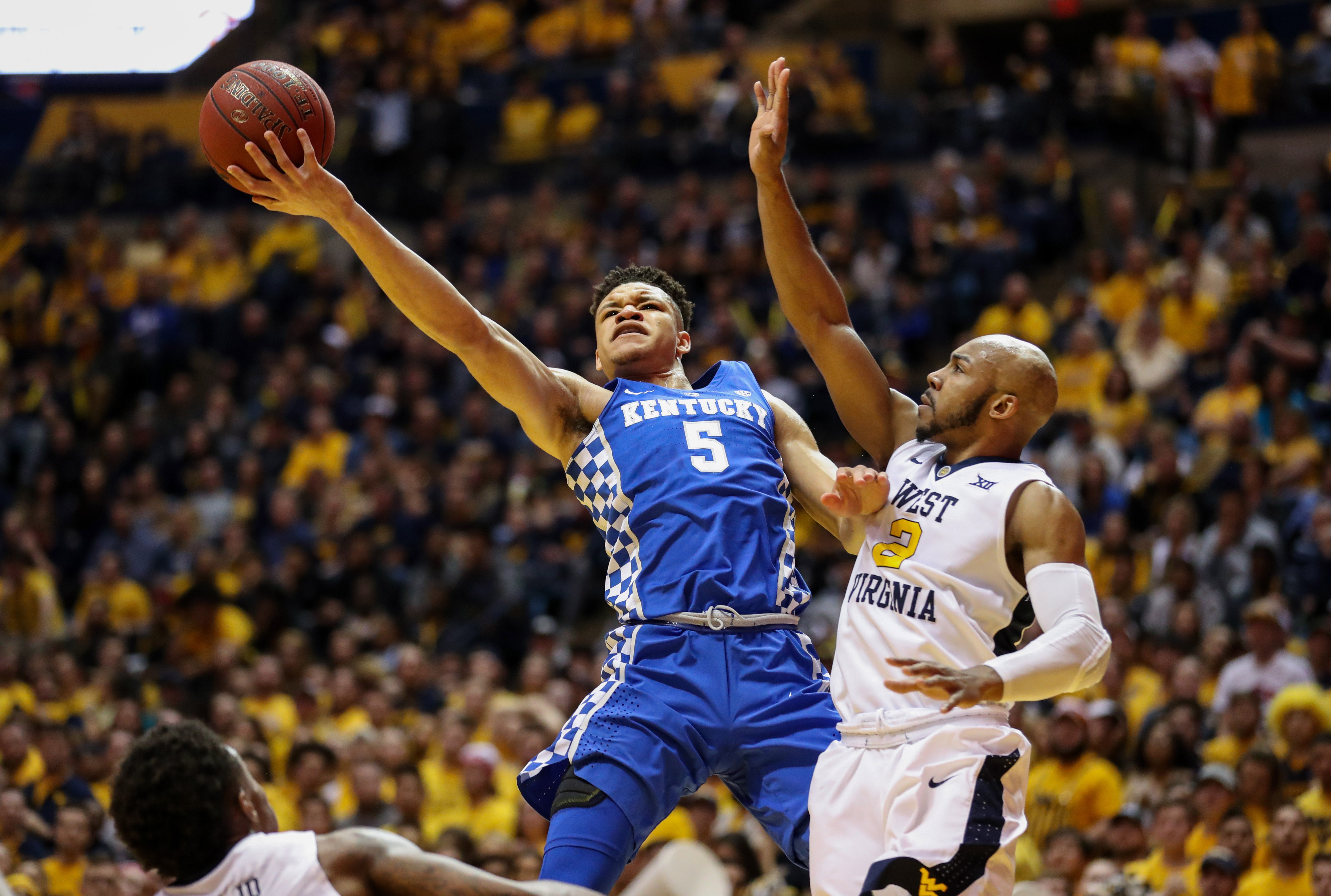 Kevin Knox named Naismith National Player of the Week 63b42a1c7