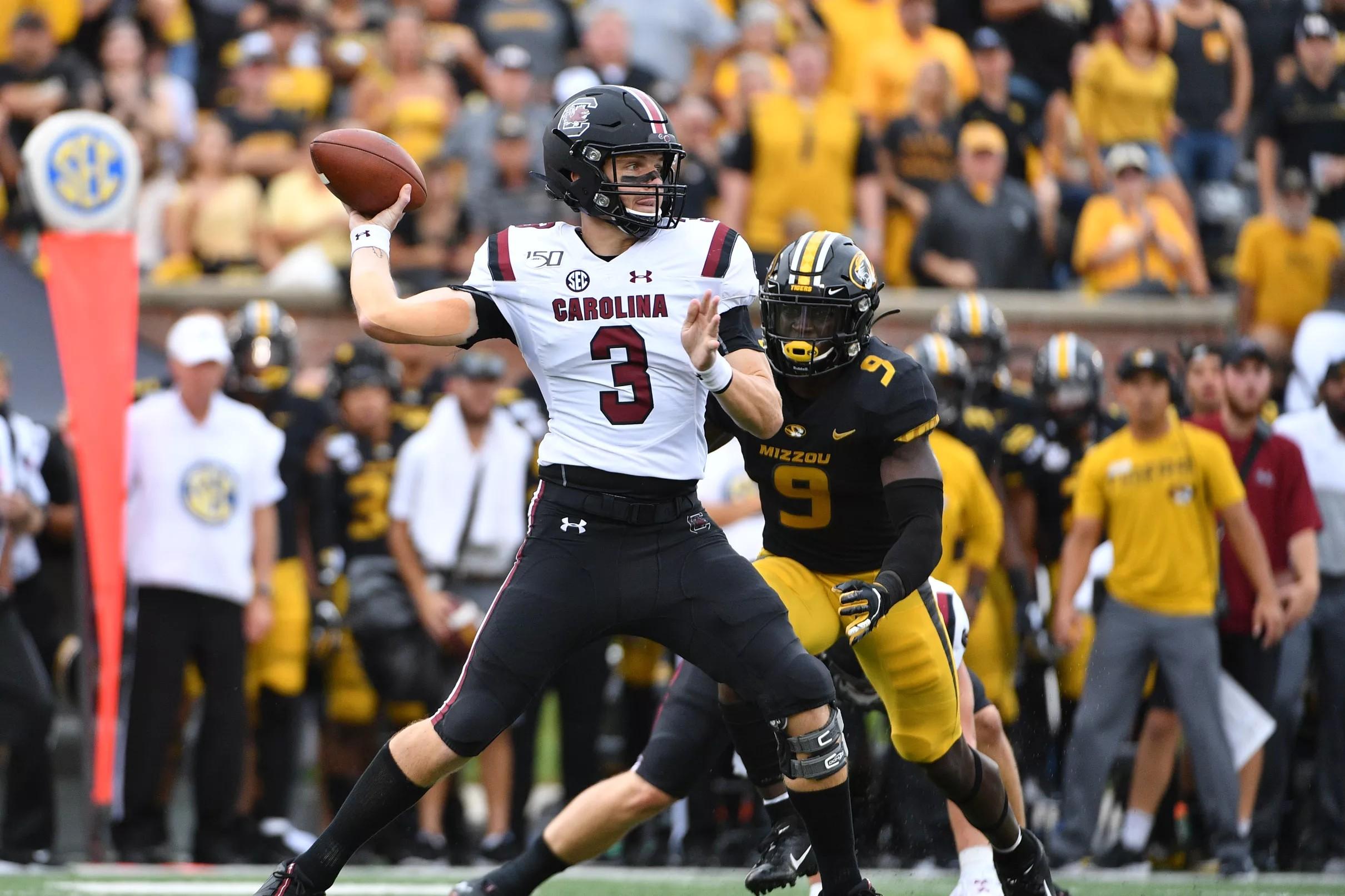 South Carolina vs. Missouri: Game Balls