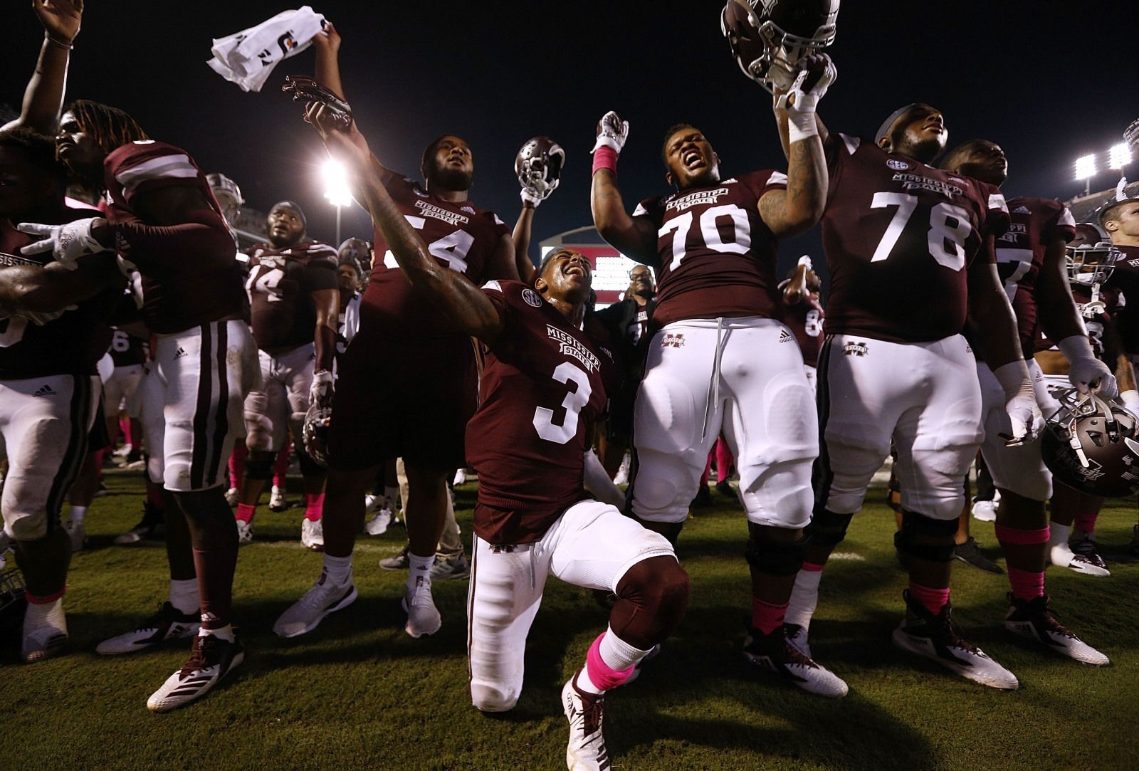 Mississippi State football: Bulldogs vs LSU Tigers set for ...
