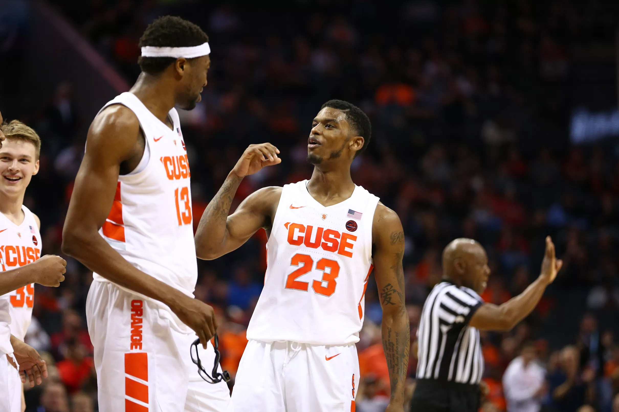March Madness Frank Howard Suspended Indefinitely By: Syracuse Point Guard Frank Howard Suspended For Baylor Game