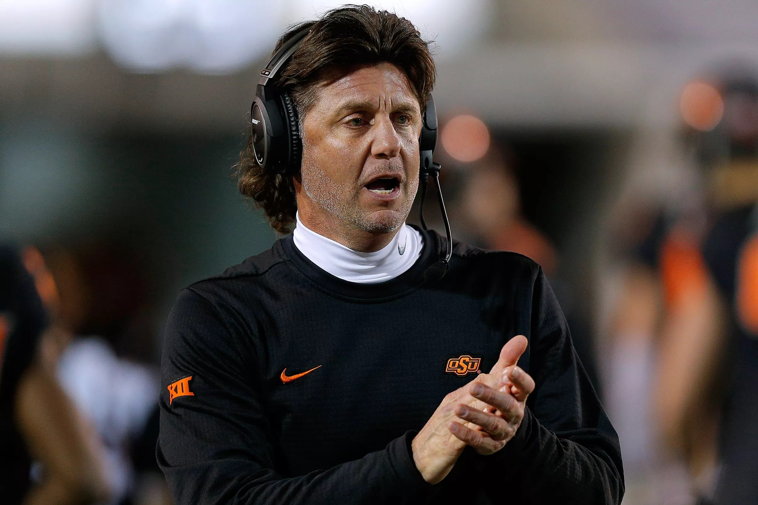 Oklahoma State extends Mike Gundy's contract to 2023 with ...