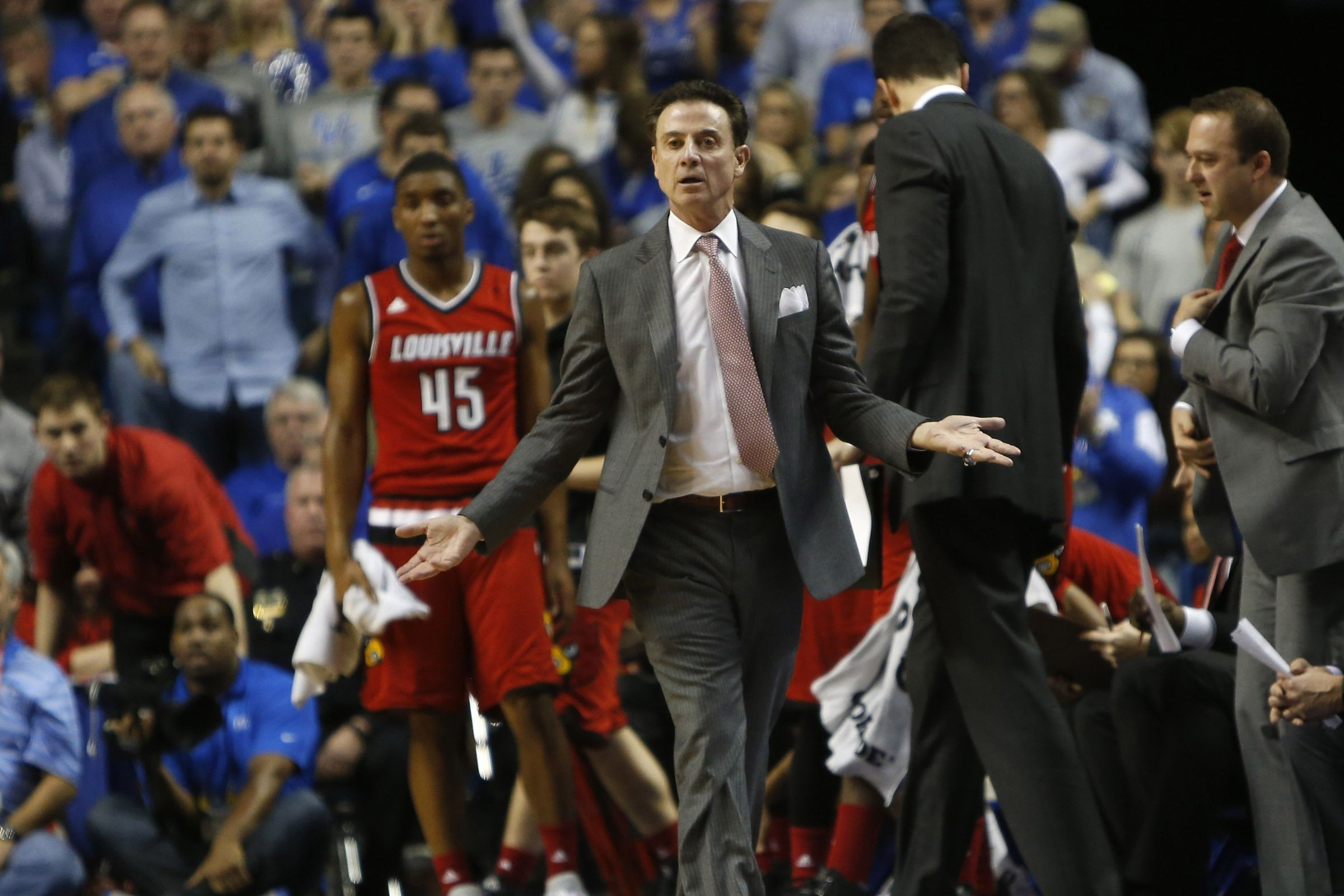 Kentucky Basketball Cracks Top 10 In Pair Of Preseason: Louisville Vs. NC State: The Cardinals At A Glance