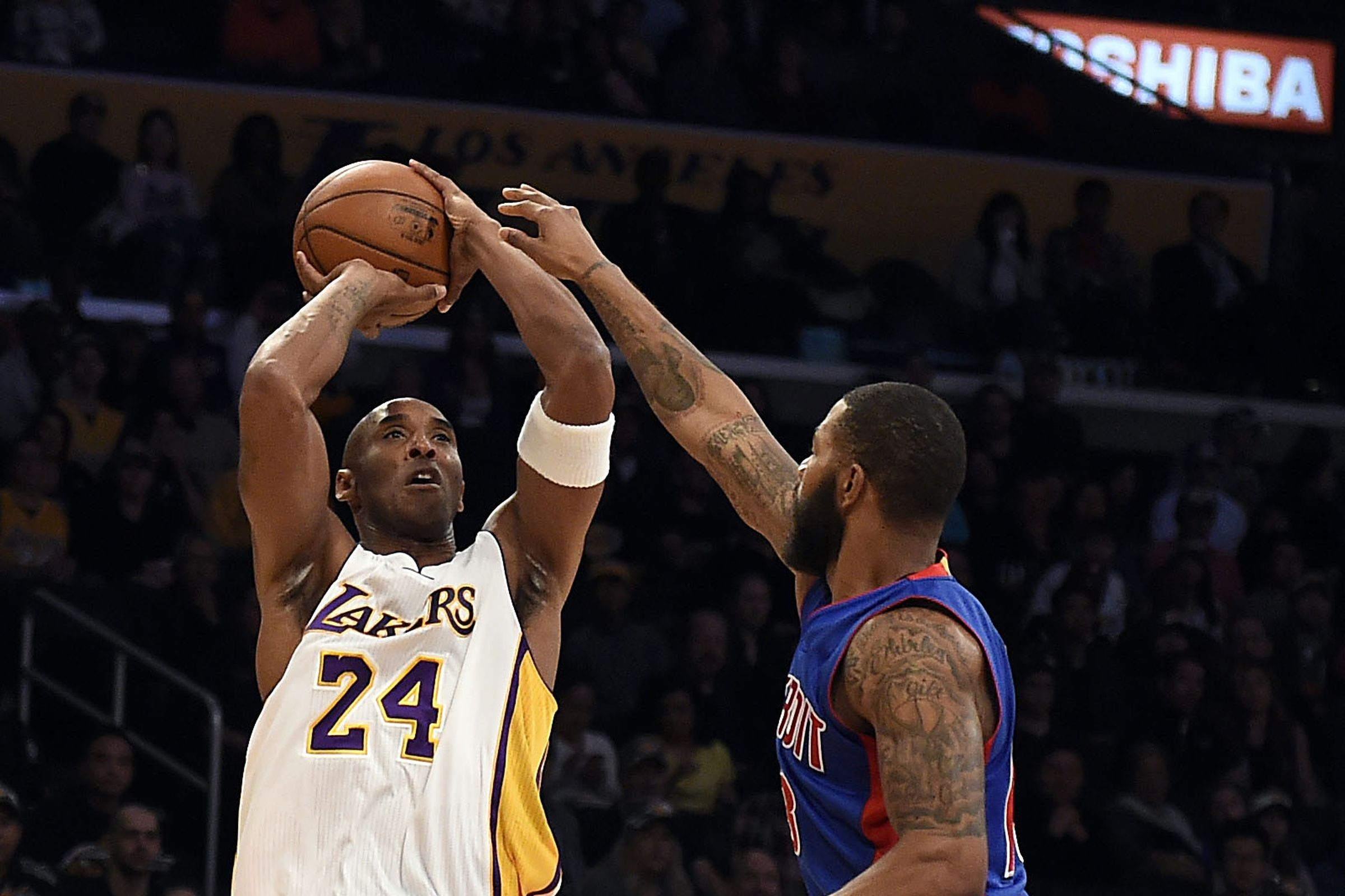 Pistons Vs Lakers: Detroit Pistons Vs. LA Lakers Preview: Kobe's Last Game At