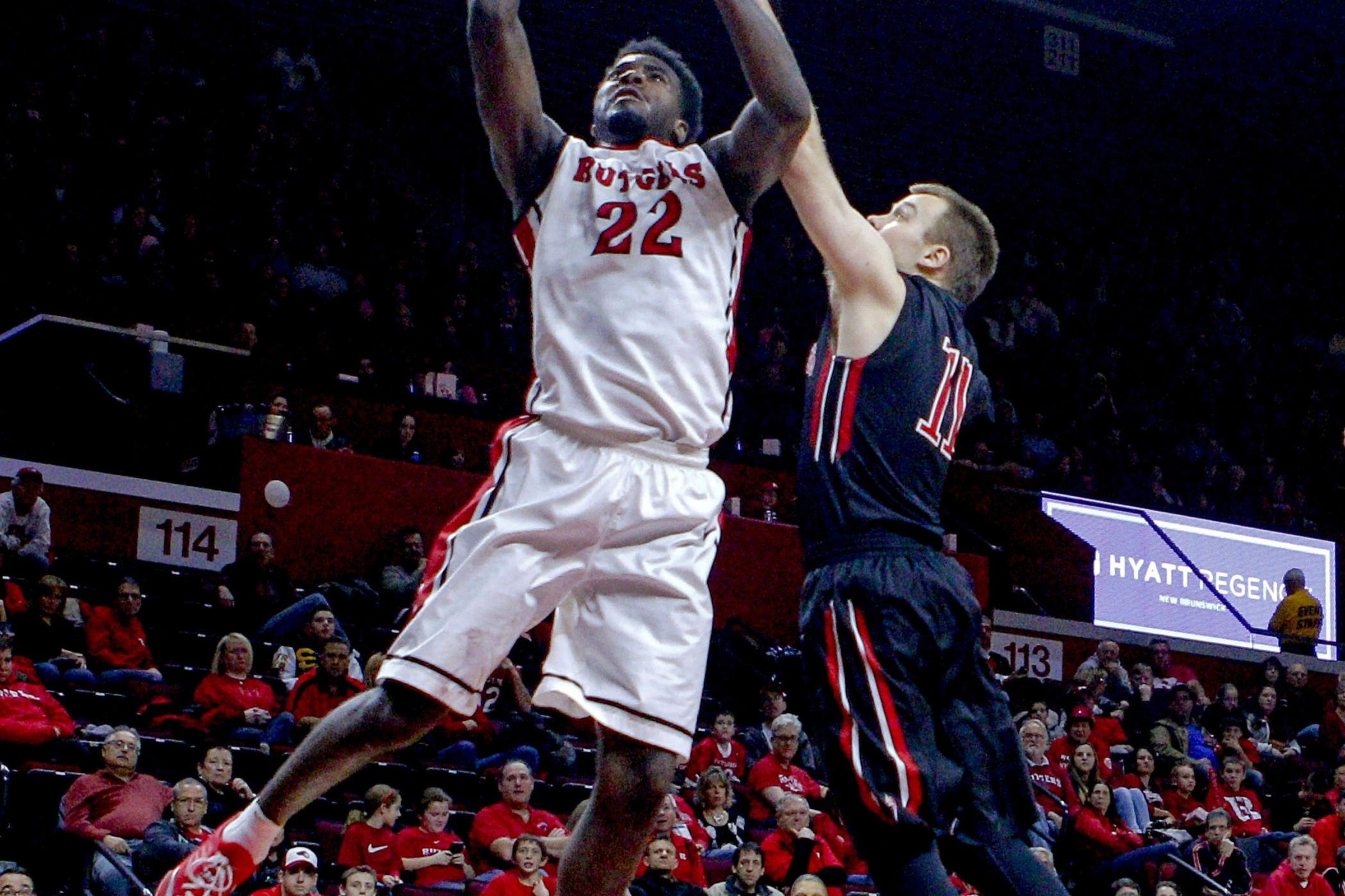 Rutgers Scarlet Knights Basketball Rutgers Men's Basketba...