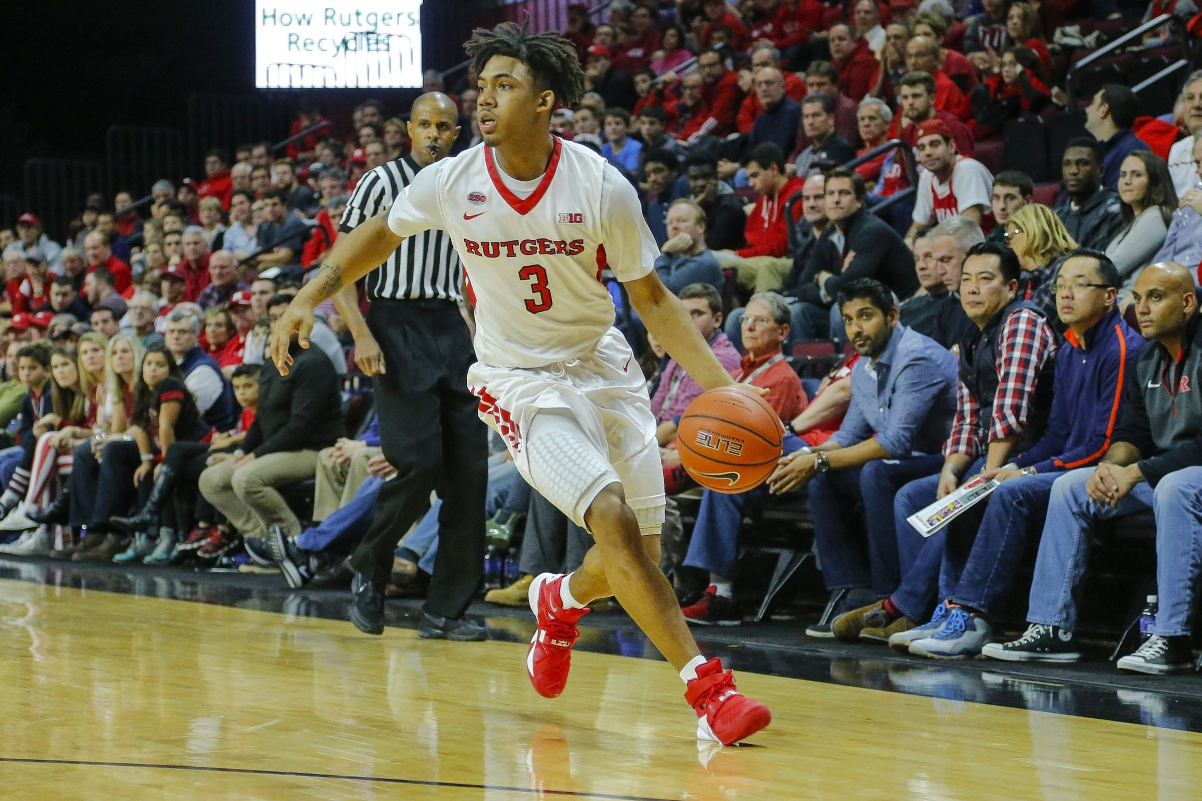Rutgers Scarlet Knights Basketball Rutgers Basketball: In...