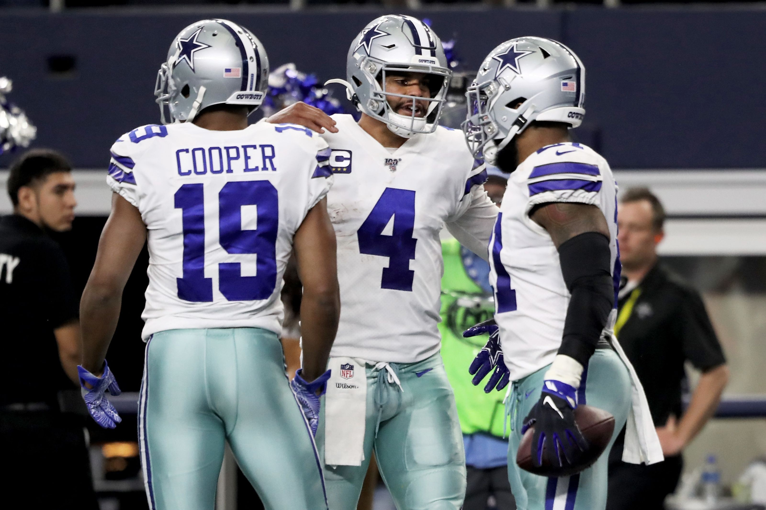 How do the Dallas Cowboys have the best offense in the NFL?