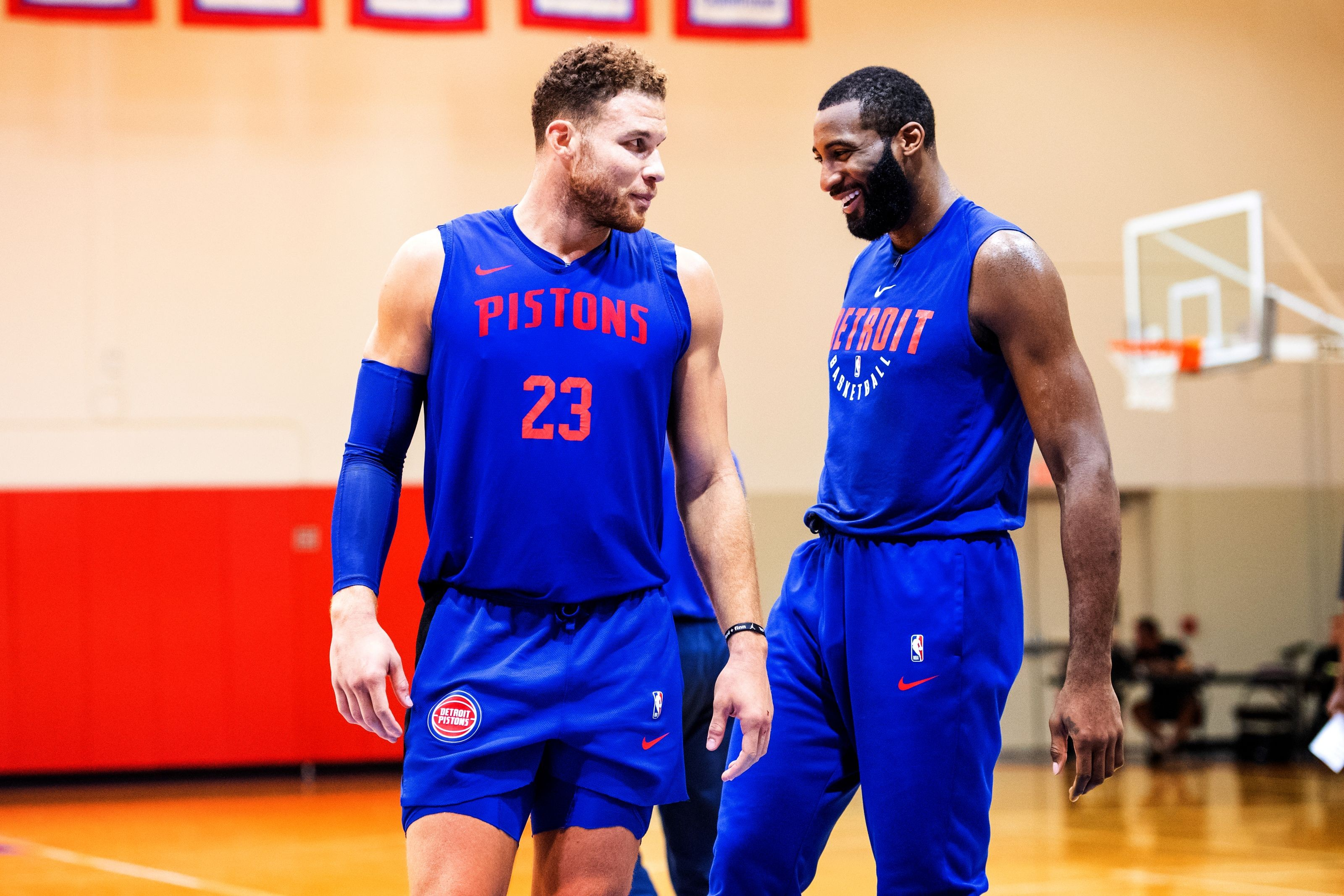 premium selection 3f1e5 c9d9f Detroit Pistons: Two players could represent team in 2019 ...