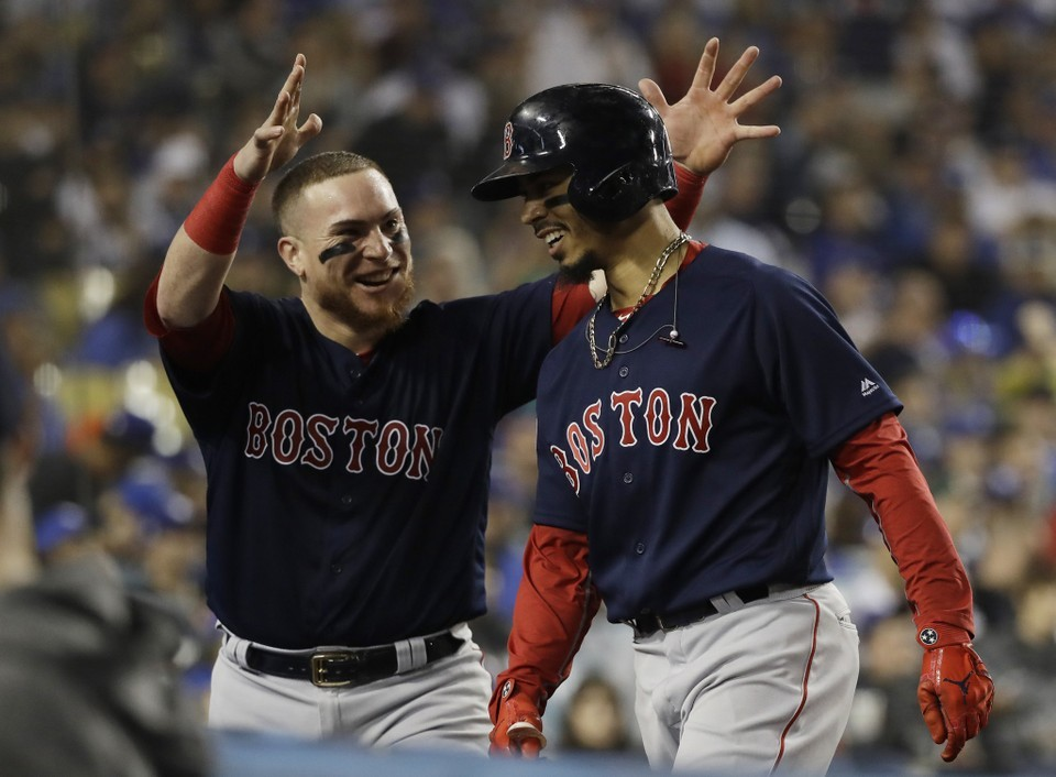 what years did the red sox win the world series