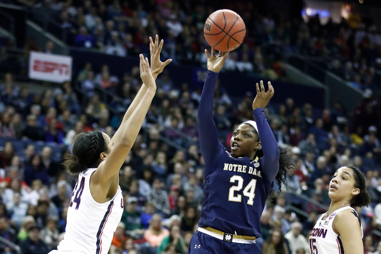 Notre Dame Women's Basketball: Irish open season with win ...