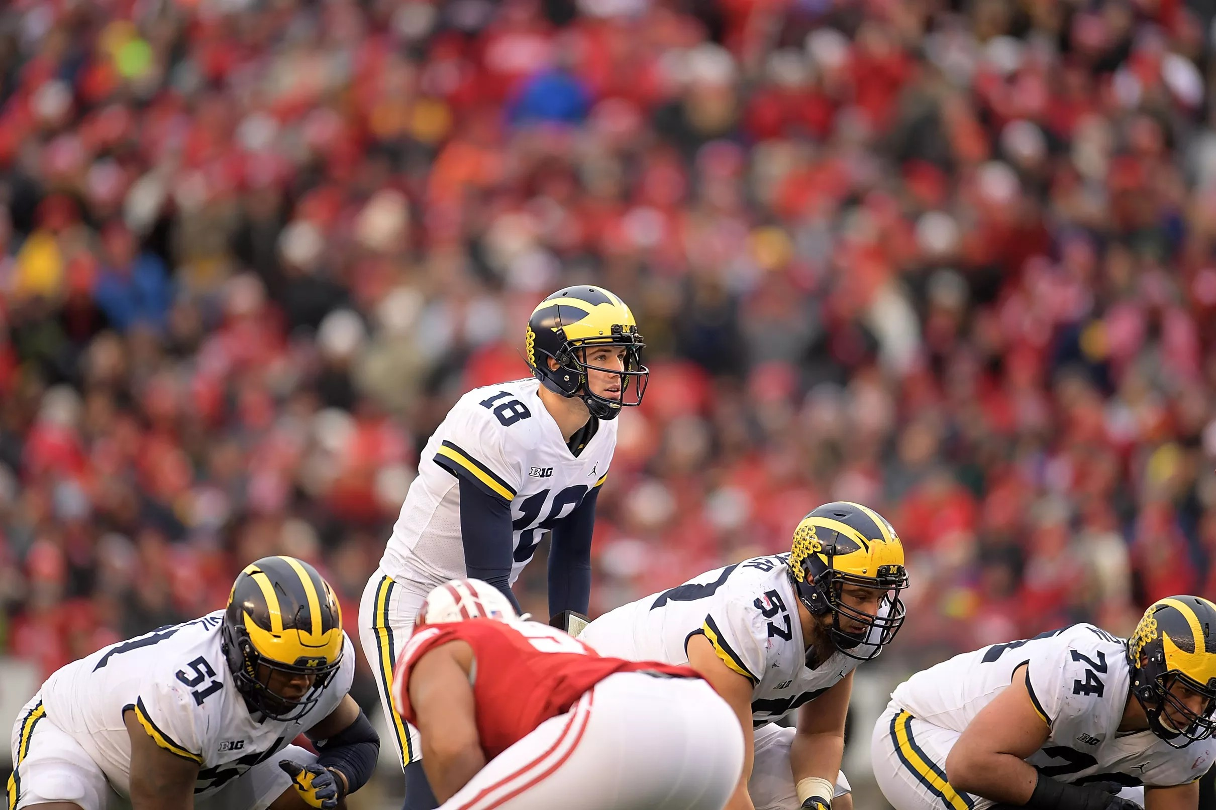 Former Michigan QB Brandon Peters transferring to Illinois