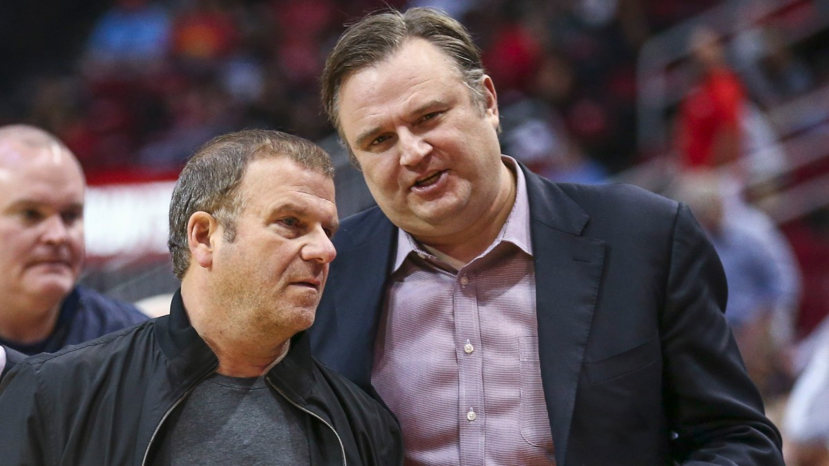 Daryl Morey Stepping Down as Rockets ...