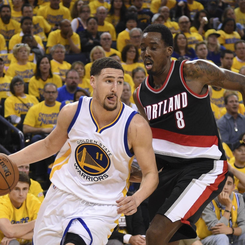 Warriors Vs Trail Blazers: Game 3 Video Highlights, Recap