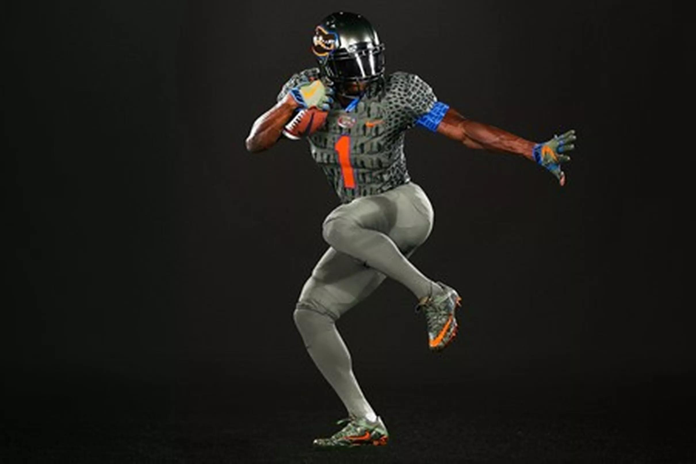 Florida To Wear Alternate Swamp Green Nike Uniforms Vs