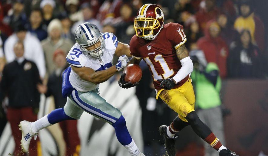 DeSean Jackson, Jason Hatcher participate in Redskins ...