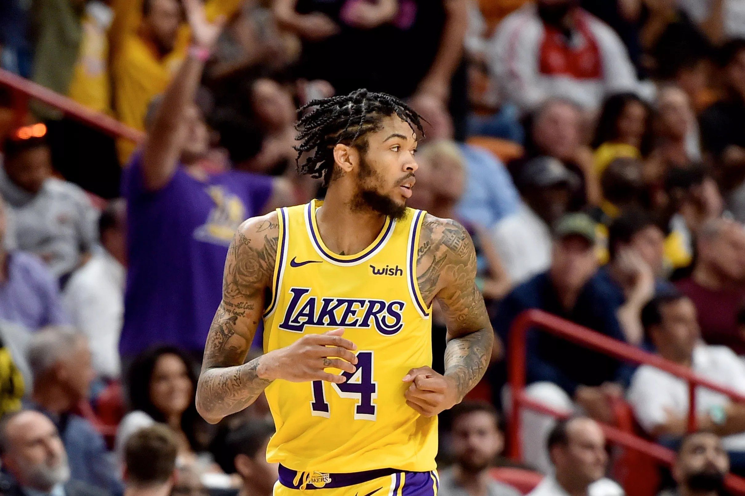 682c3c9fd43 Brandon Ingram assigned to South Bay Lakers
