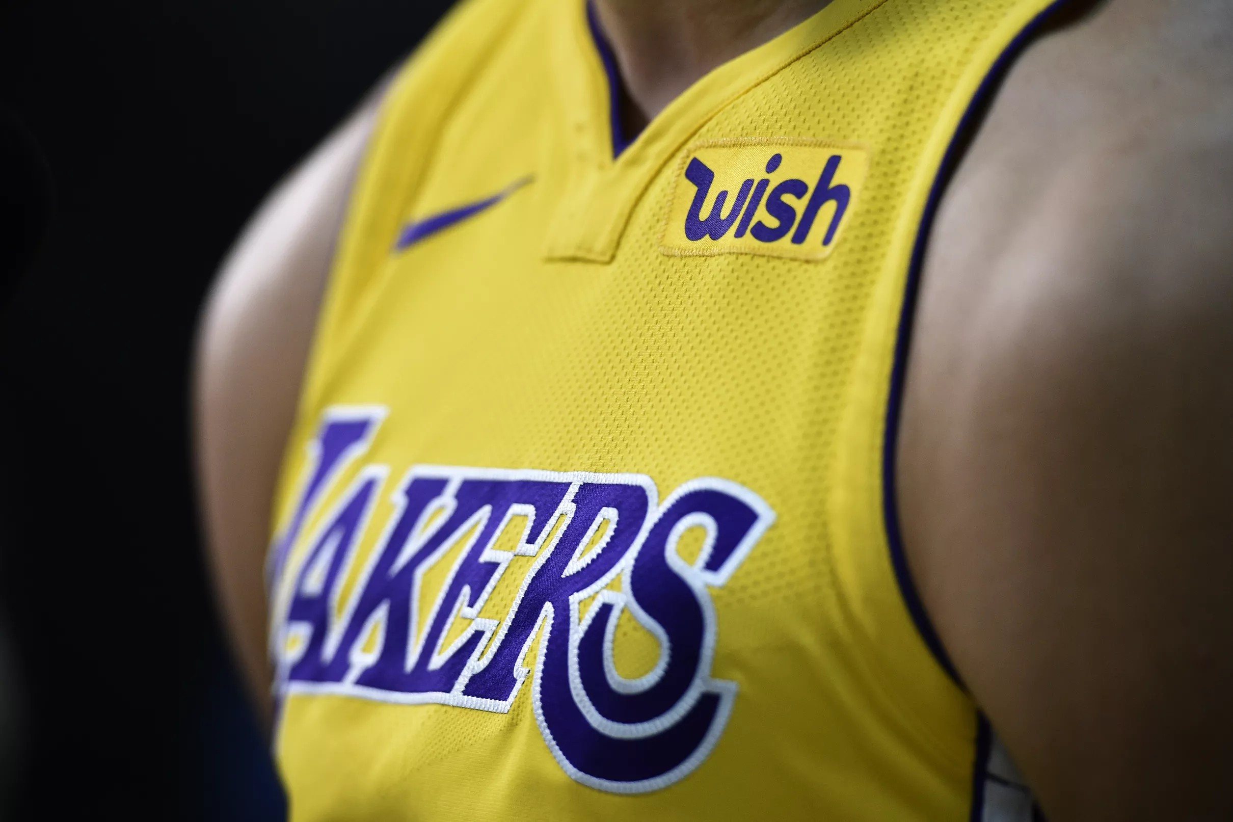 c6db03866b9 Lakers plan to unveil new, redesigned jerseys 'soon'