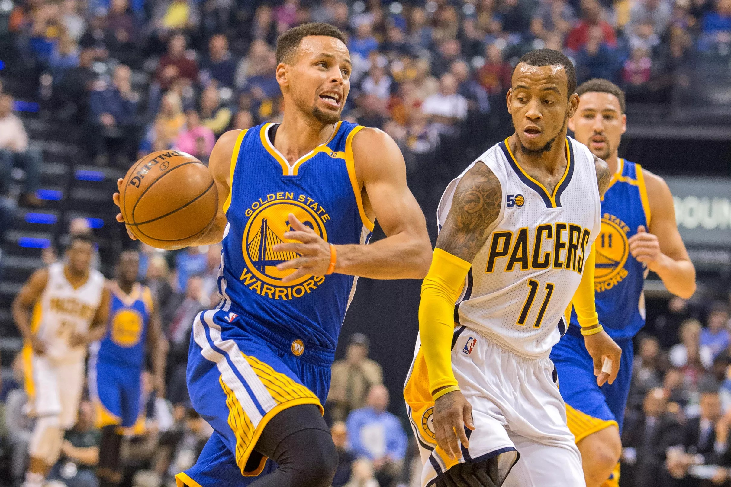 Warriors vs. Pacers: Remembering where we came from