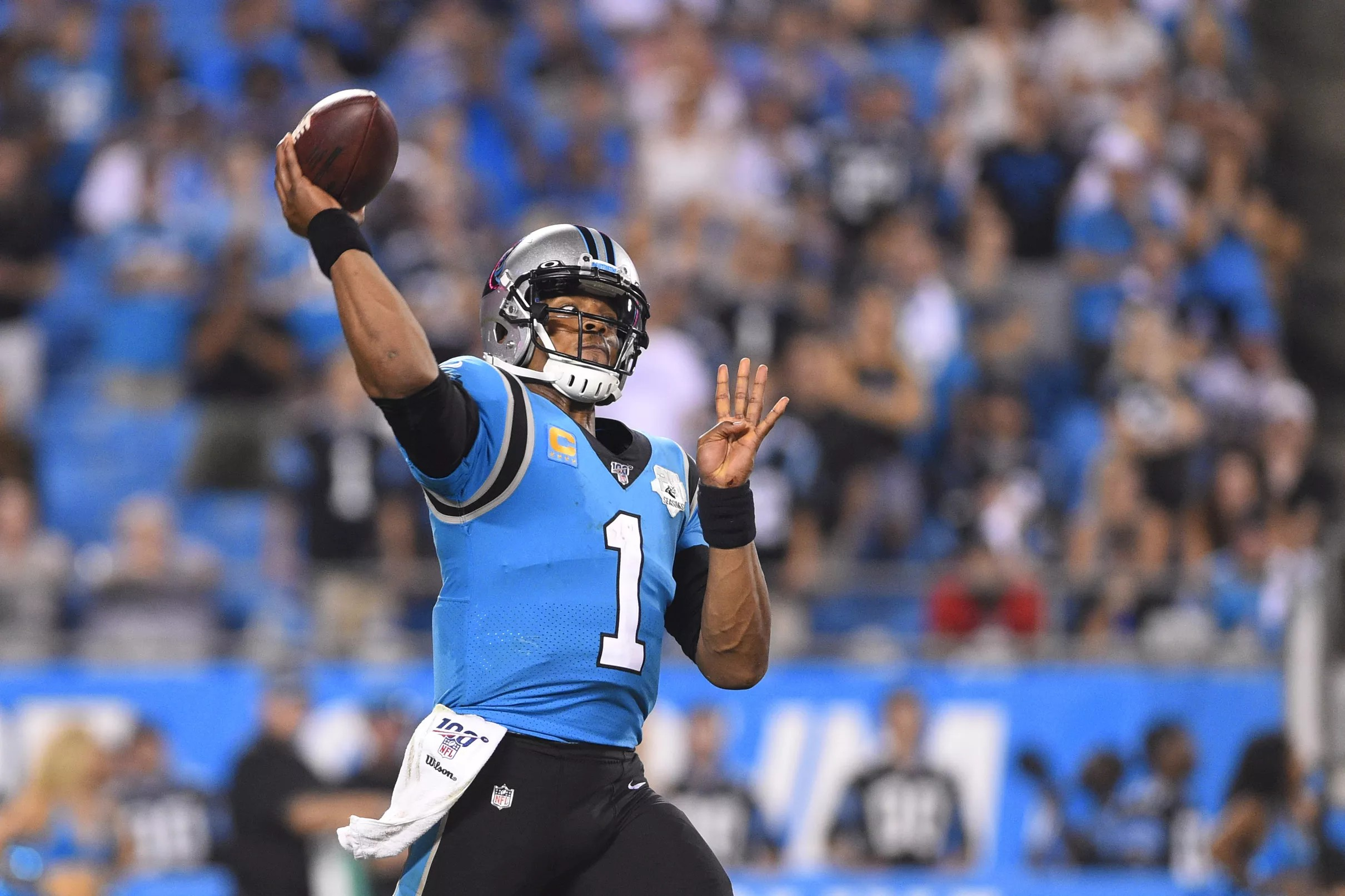 Cam Newton Must Outplay Another Former Auburn QB To Become