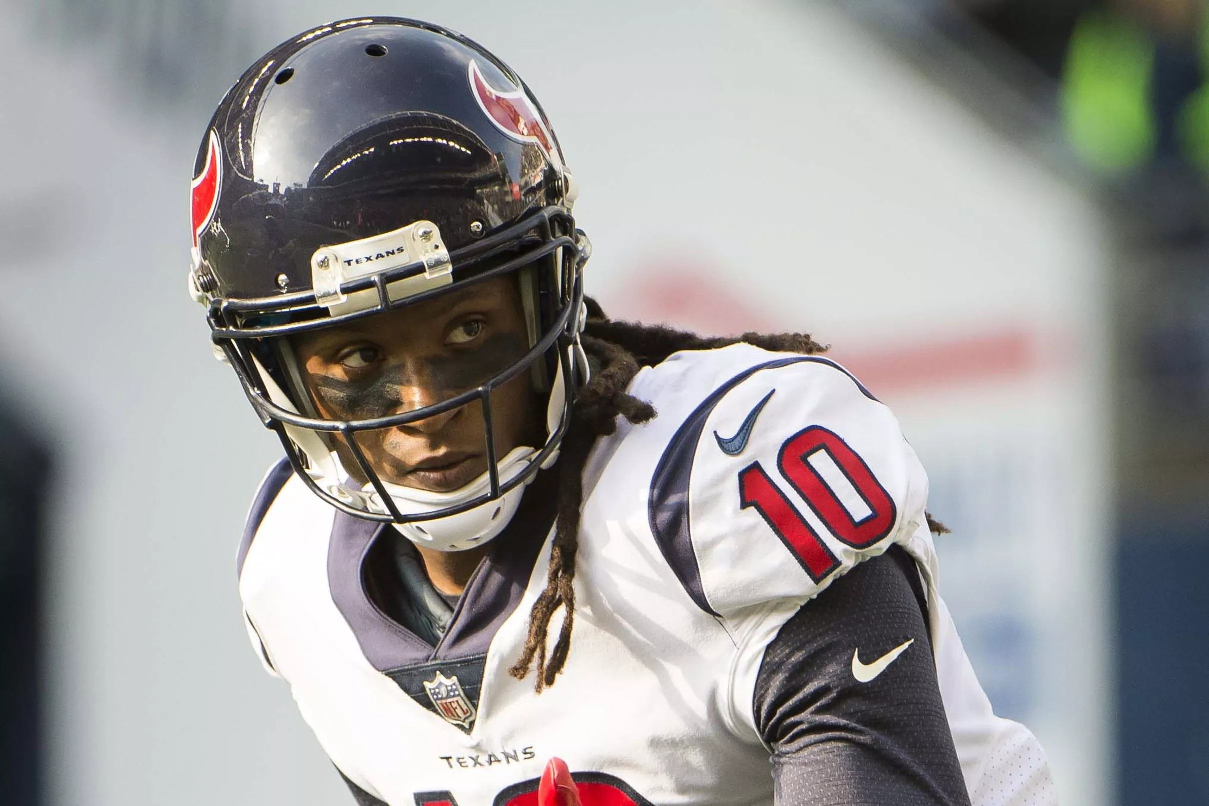 brand new 00684 de6ae DeAndre Hopkins and Jadeveon Clowney selected for 2018 Pro Bowl