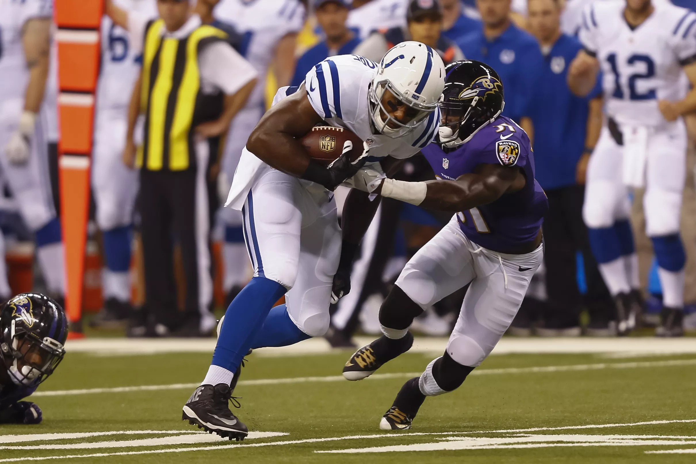 Eyeing Colts Opponents Baltimore Ravens 2018 Season Preview