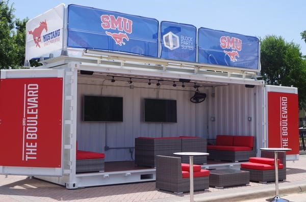 New Luxury Tailgate Village Added To The Boulevard
