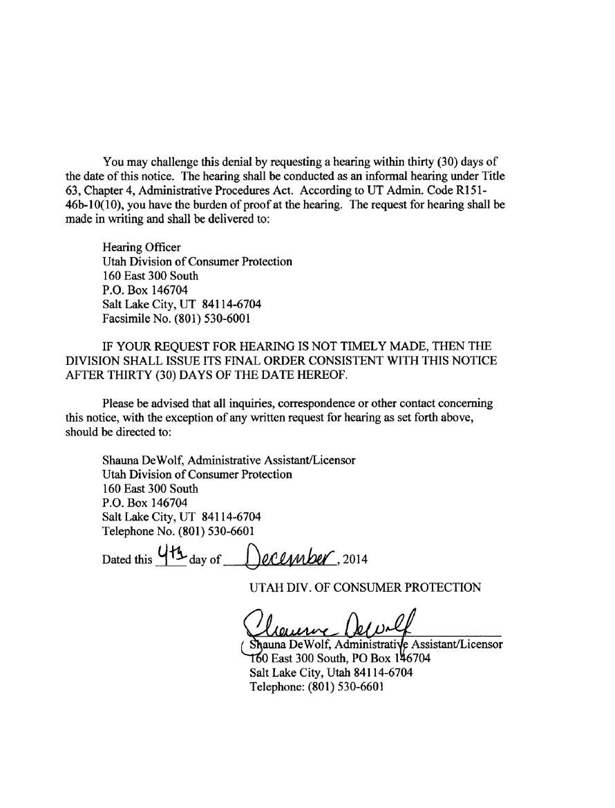 Utah Code Dating Protective Order