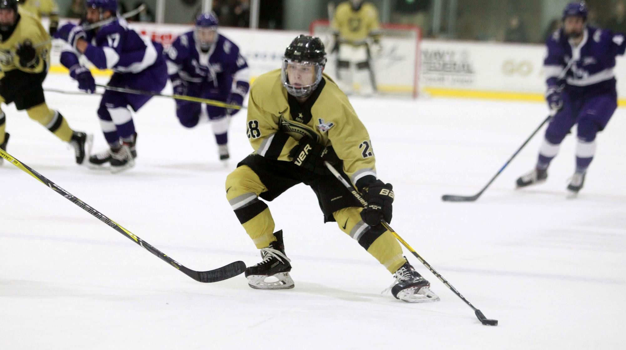 Image result for army black knights hockey 2018