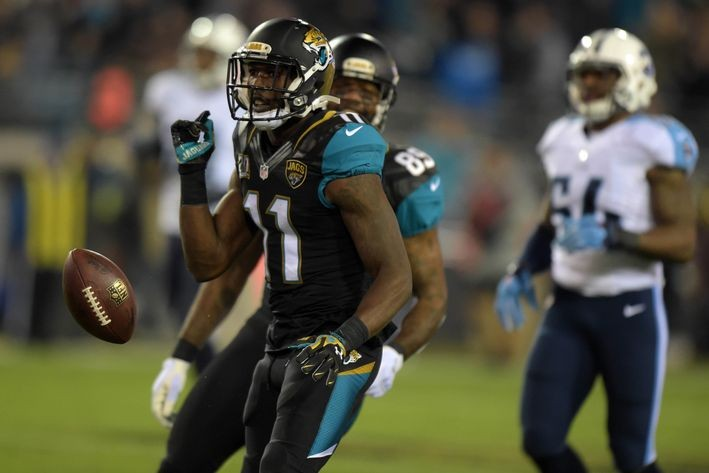 Jaguars Vs Panthers Injury Report Marqise Lee Doubtful