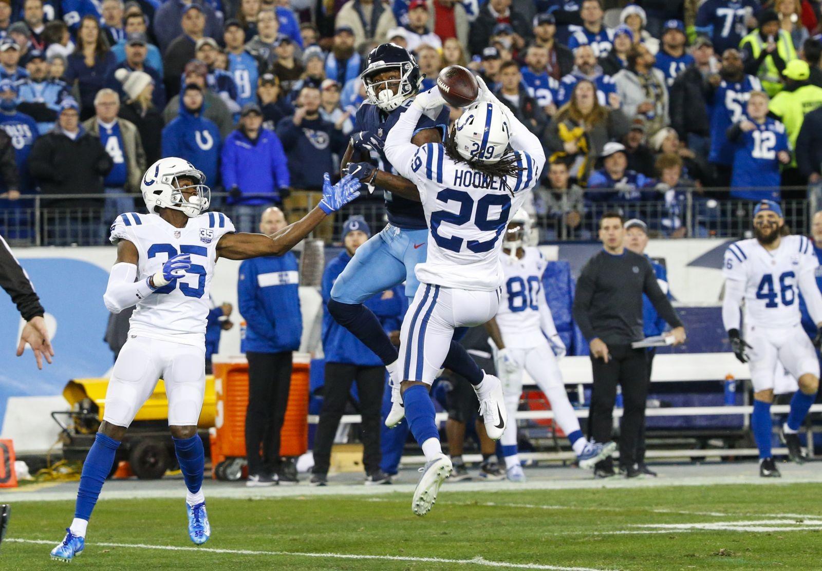 Colts vs. Titans week 17: Defensive post-game grades