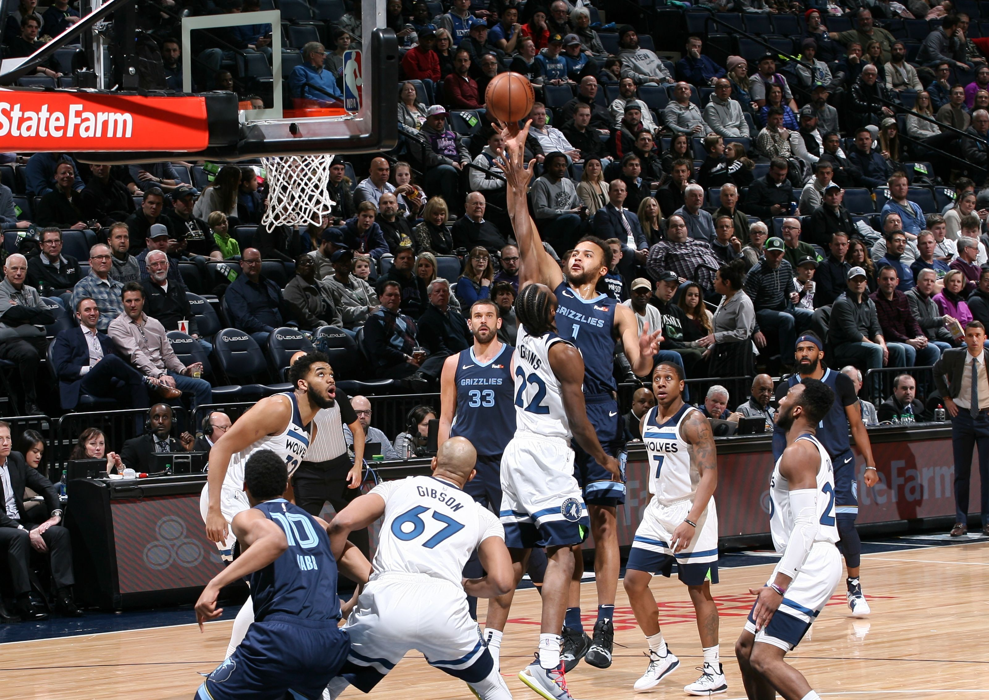 100% authentic 3b706 8d16a Memphis Grizzlies: Kyle Anderson Provided Hope for Small ...