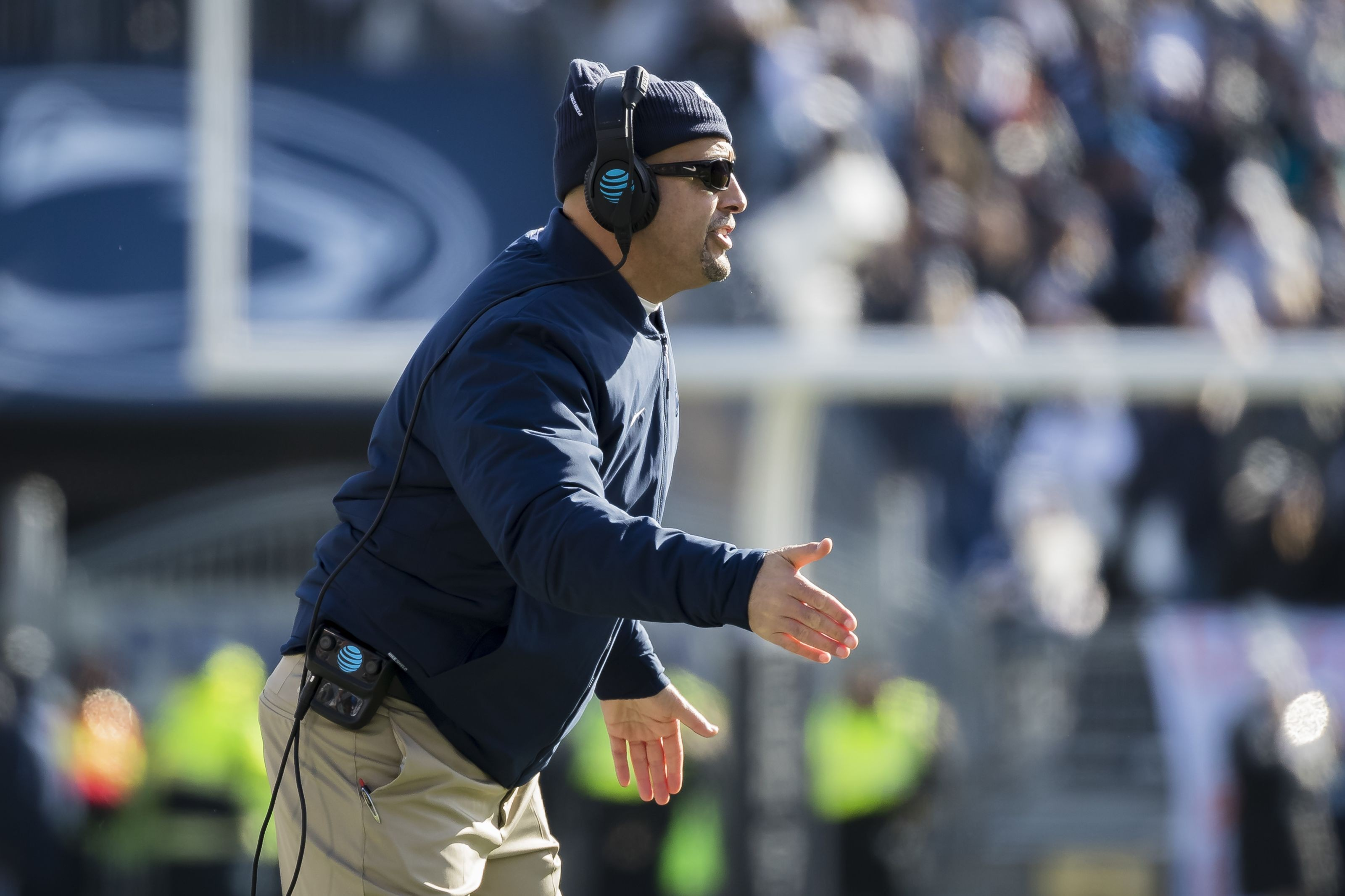 Penn State Football: Will Levis takes backup reins with ...