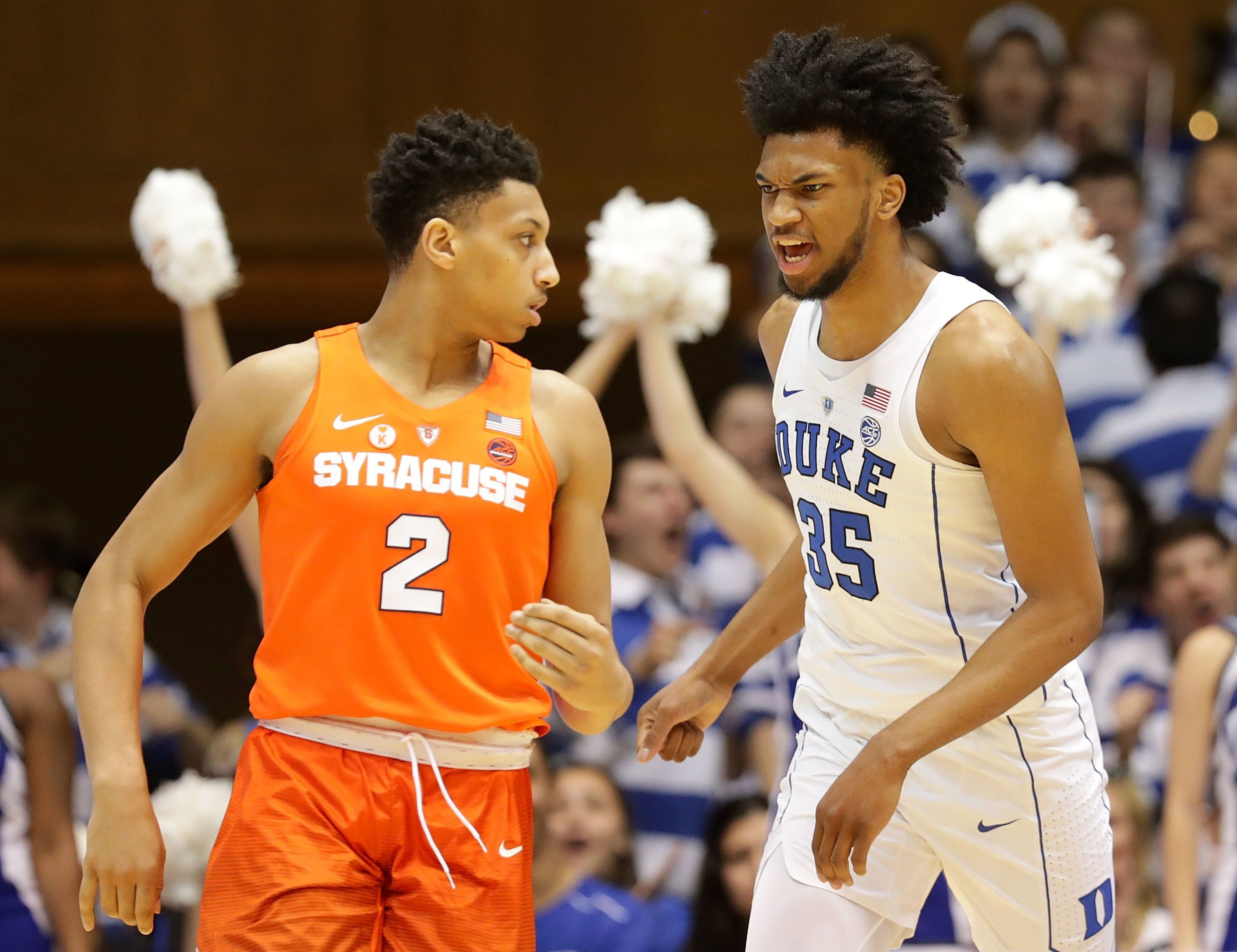 5045c5a3acc1 Duke Basketball  Blue Devils Hit the Road For Big Monday