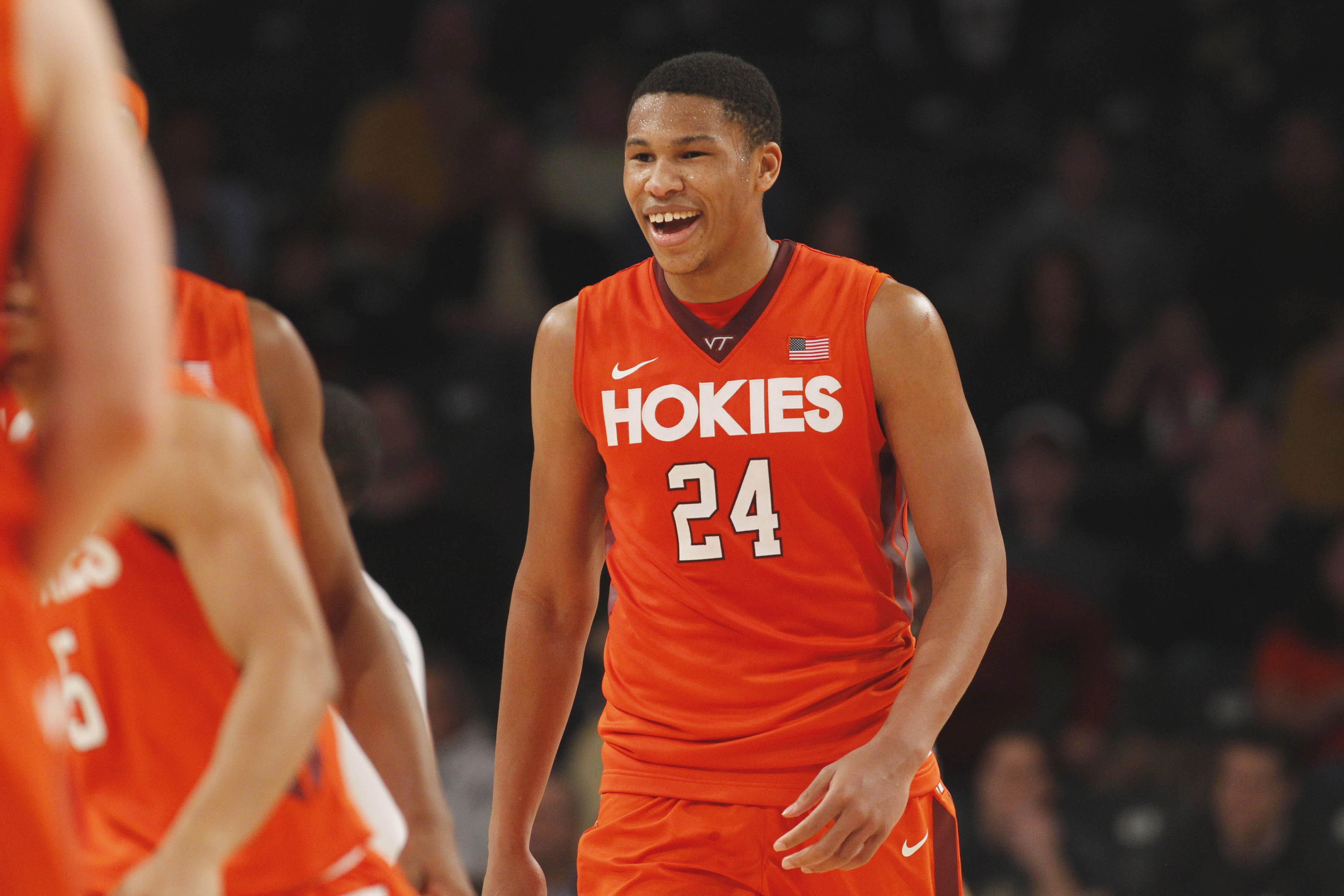 2017 18 Virginia Tech Men S Basketball Roster Breakdown The Returners