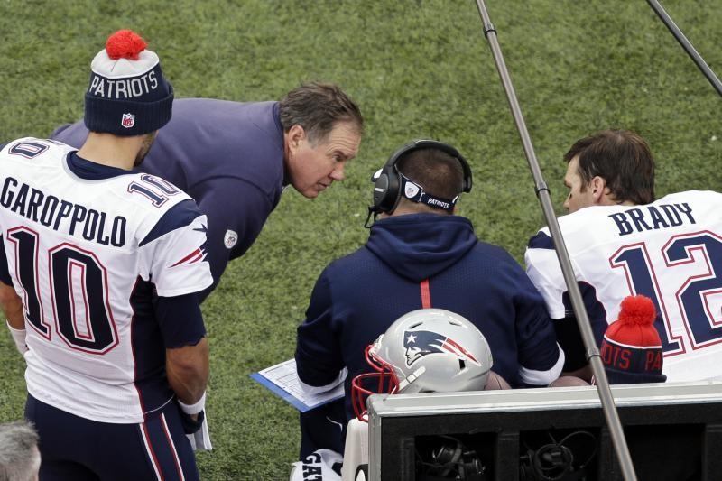 New England Patriots trade of Jimmy Garoppolo has turned