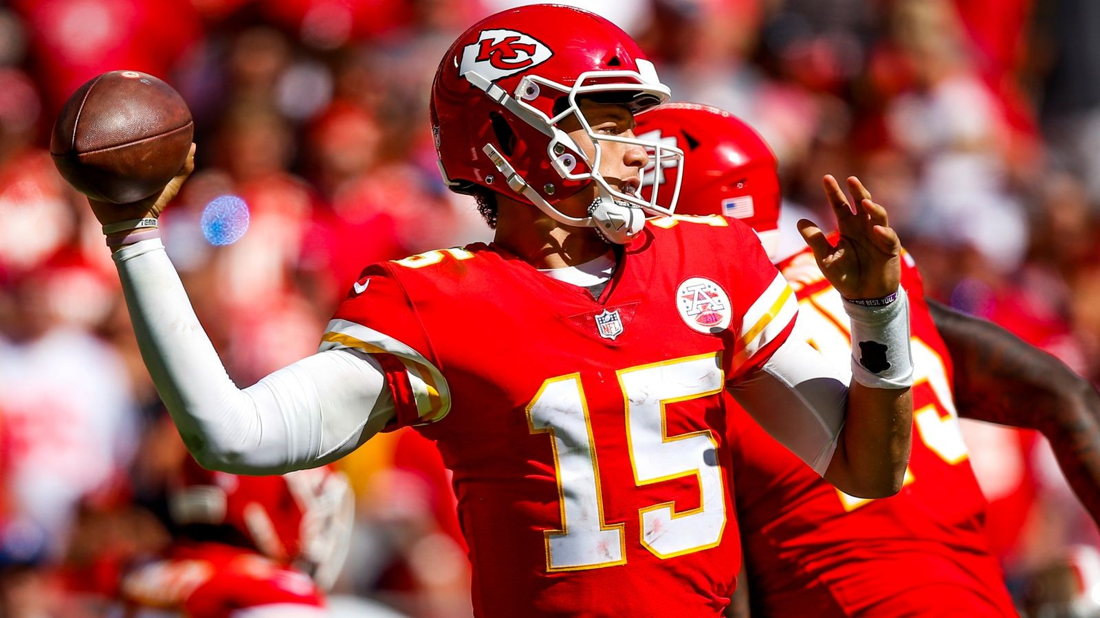 Tony Gonzalez Says Patrick Mahomes Will Break The Single
