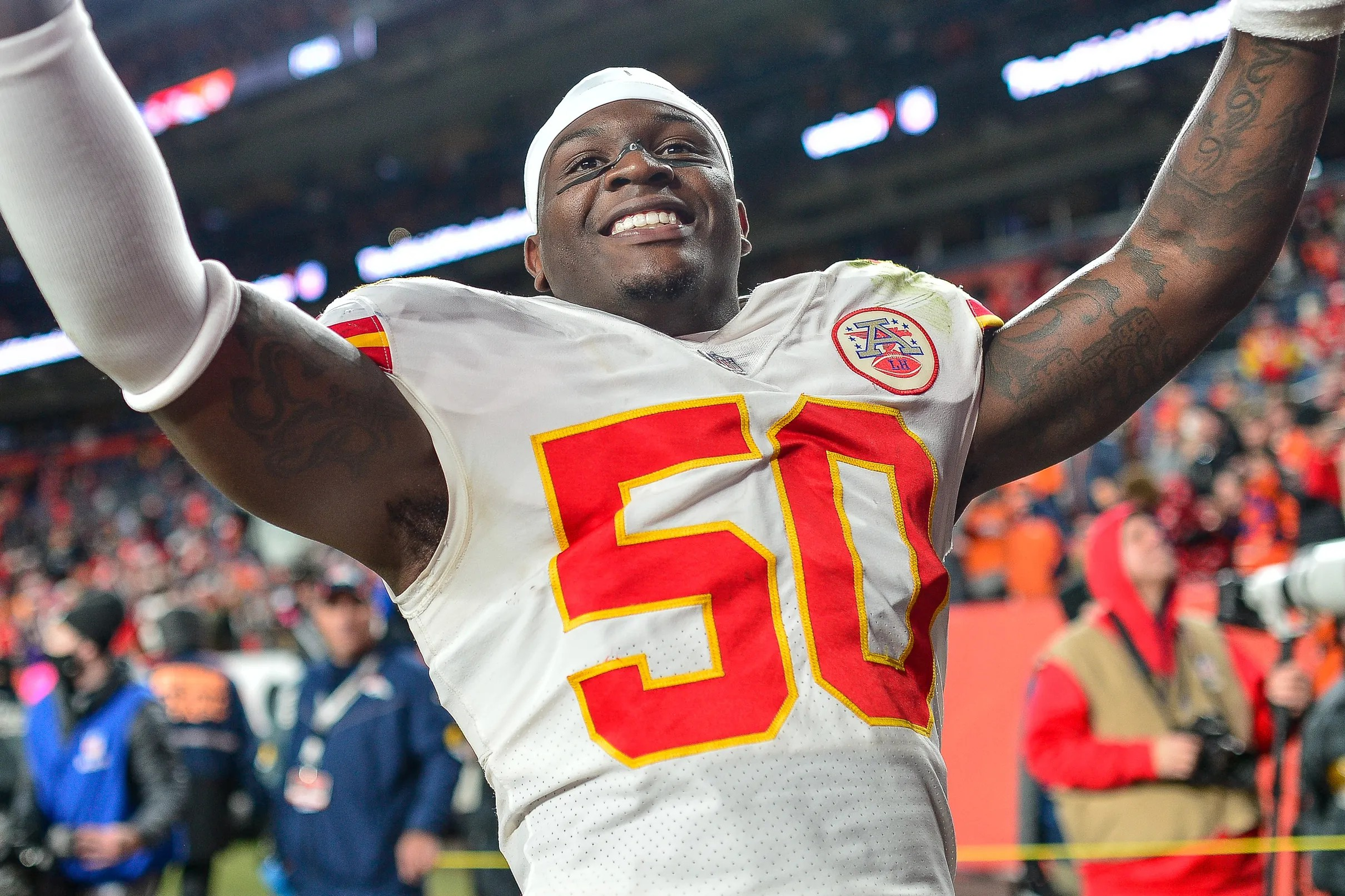 What We Saw From Patrick Mahomes Against The Chicago Bears