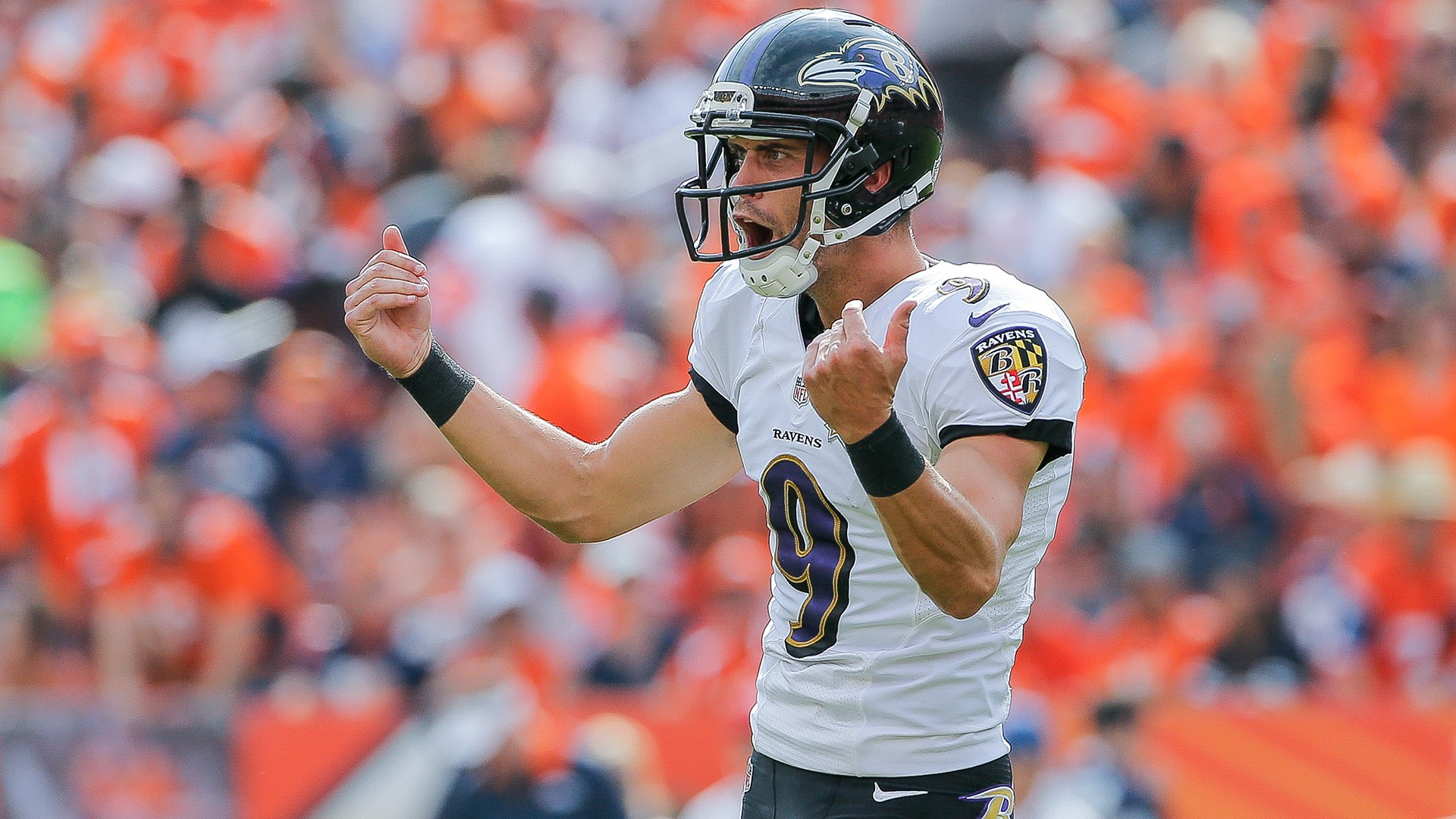 Justin Tucker Won T Re Sign With Ravens If Long Term Deal Can T Be Signed By Friday