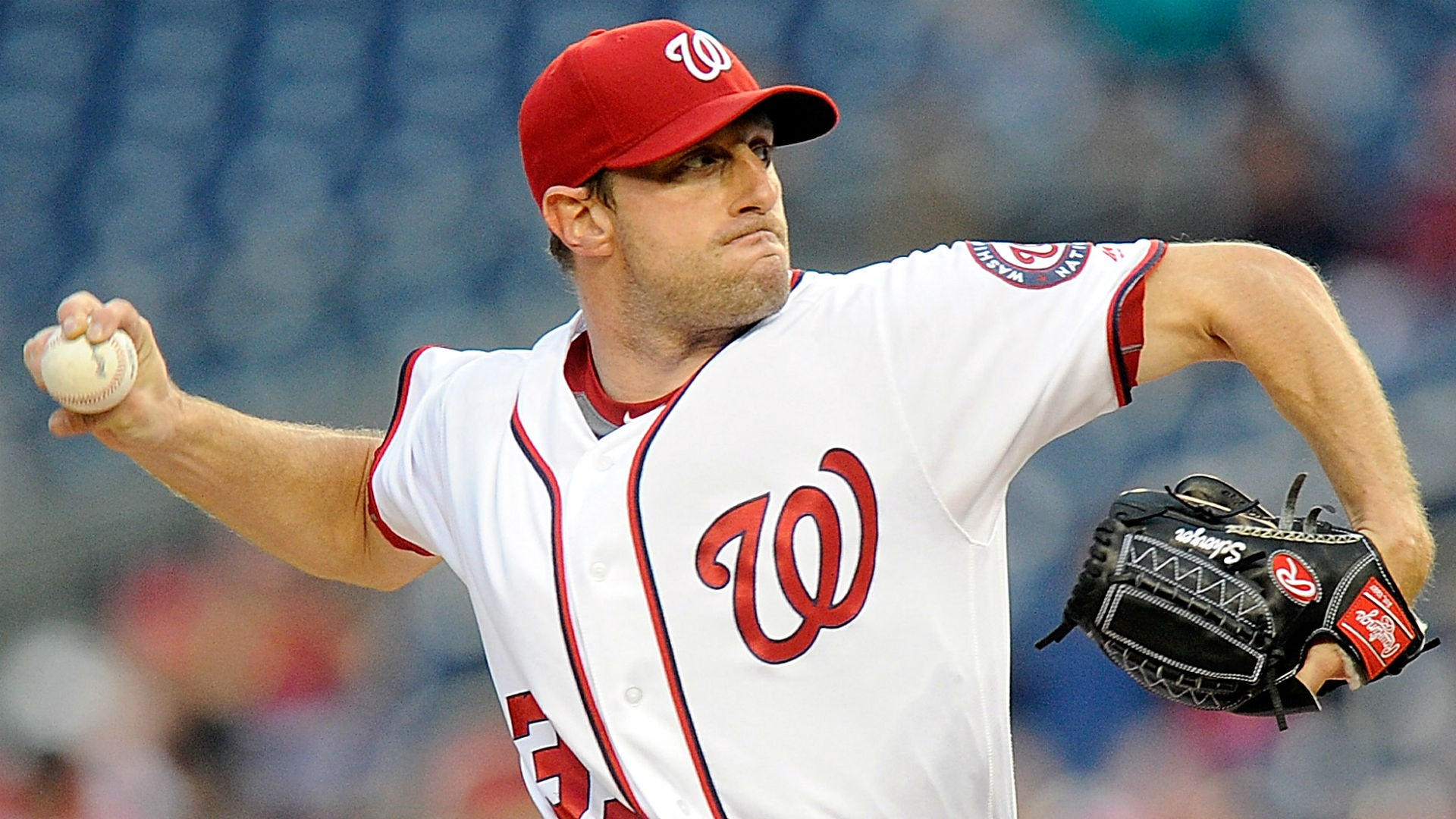 Max Scherzer ties major league record with 20 strikeouts ...