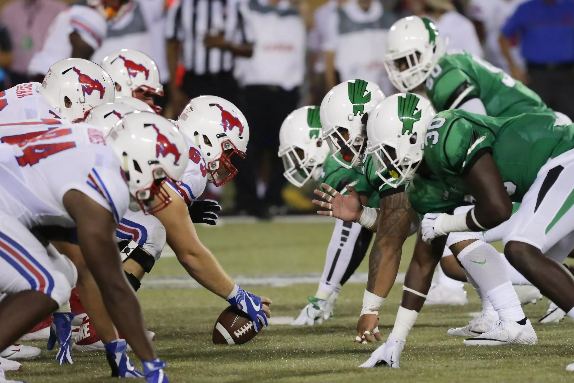 the southern methodist university football program essay View smu from hst 1 at michigan state university the 1987 southern methodist university college football scandal made history in the world of college sports scandals when they were given the death.