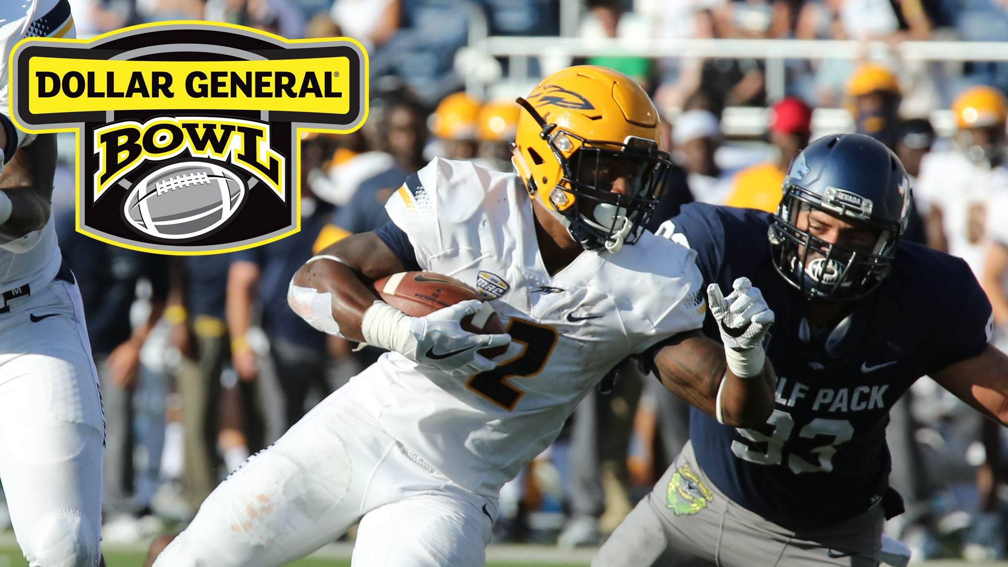 Toledo Faces Appalachian State In The Dollar General Bowl on Dec  23