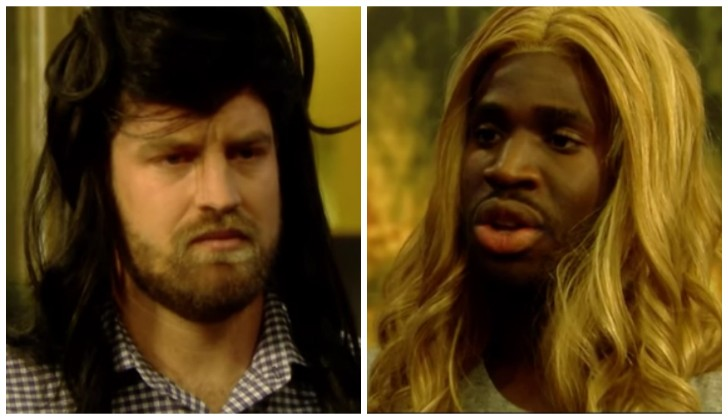 Milwaukee 6520 21 >> Prince Amukamara And Ryan Fitzpatrick Act Out Scene From 'Pretty Little Liars'