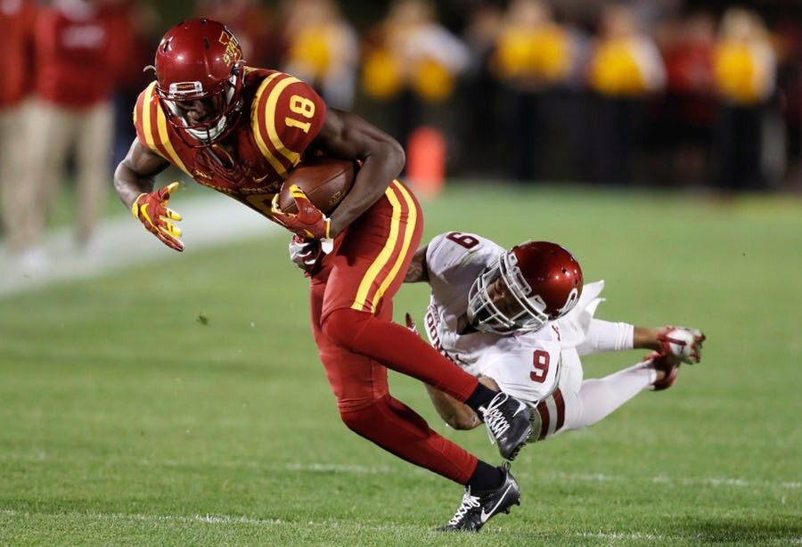 Ranking the players on Oklahoma's roster, Nos. 25-21: Will ...